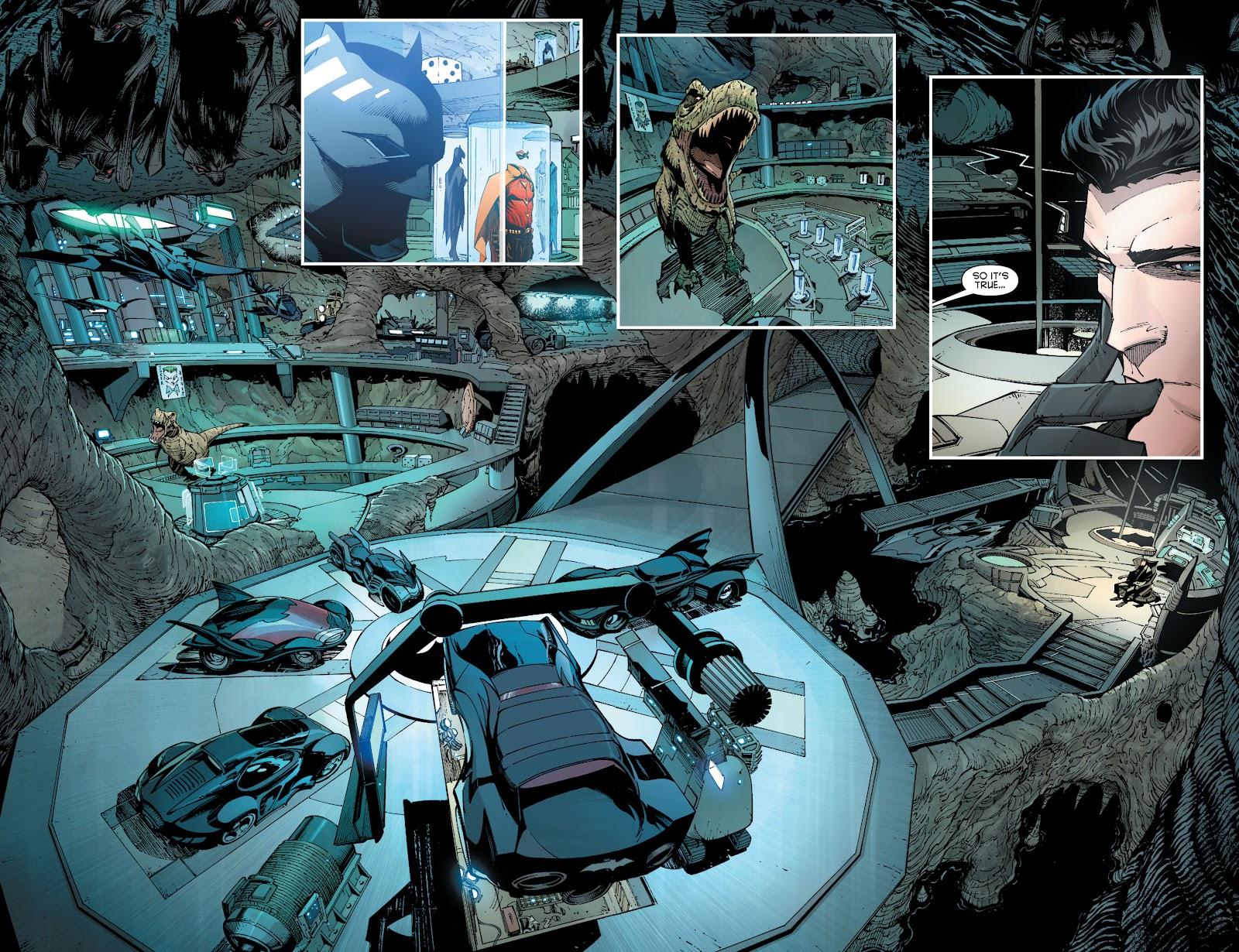 Batman (2011) Issue #1 #16 - English 10