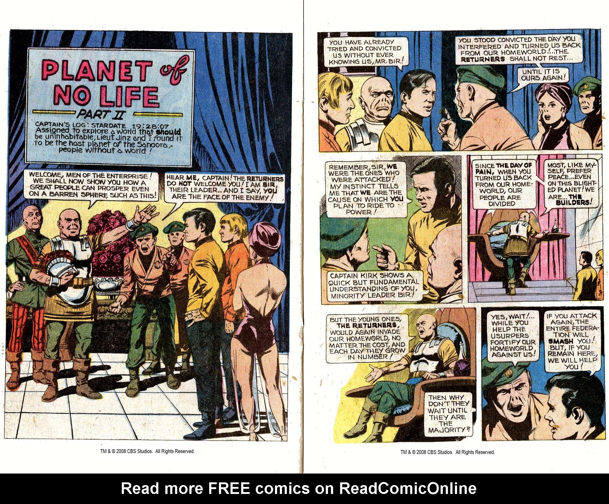 Star Trek (1967) #50 #50 - English 11