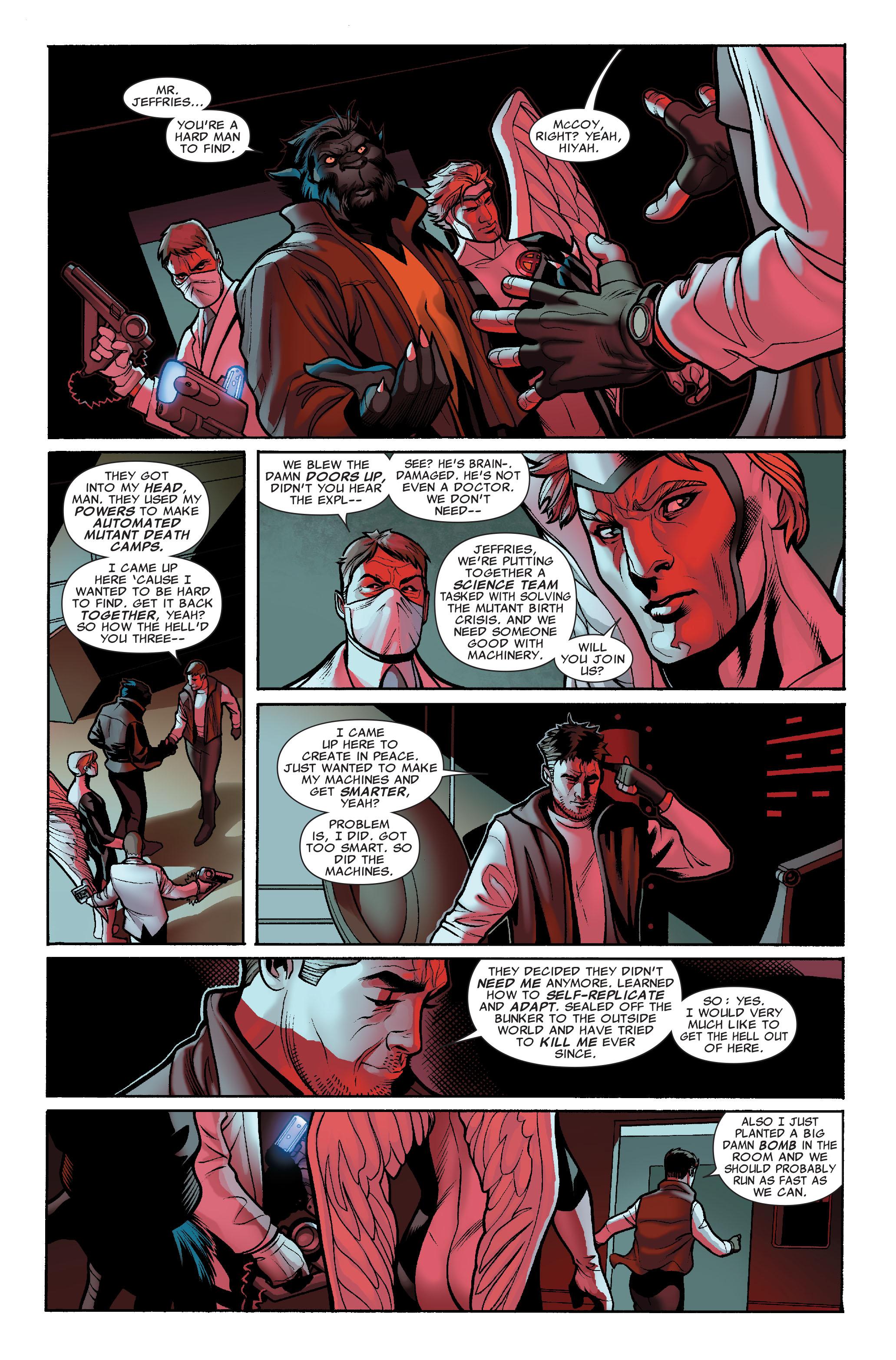 Uncanny X-Men (1963) 505 Page 17