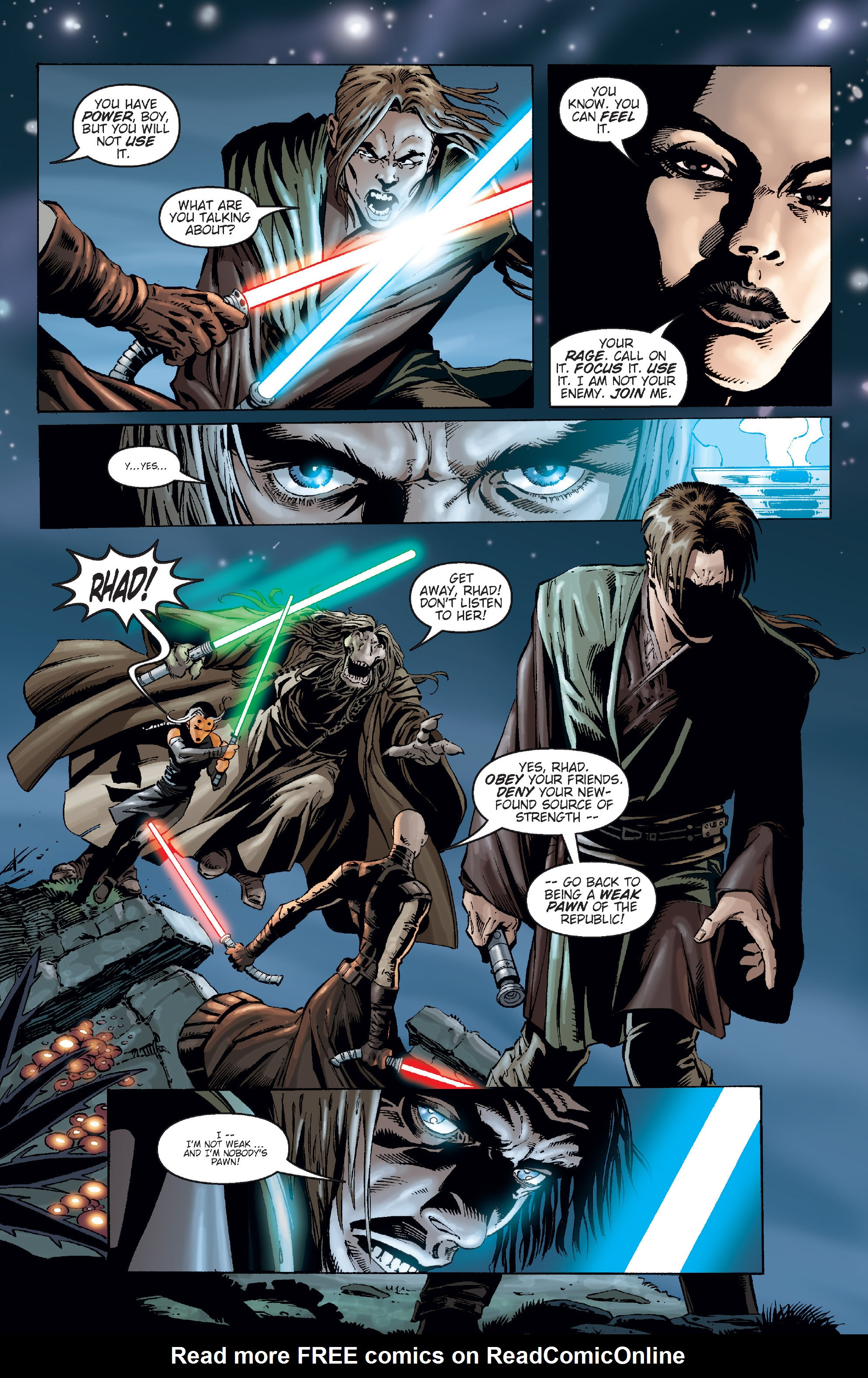 Star Wars Legends Epic Collection: The Clone Wars chap 1 pic 173