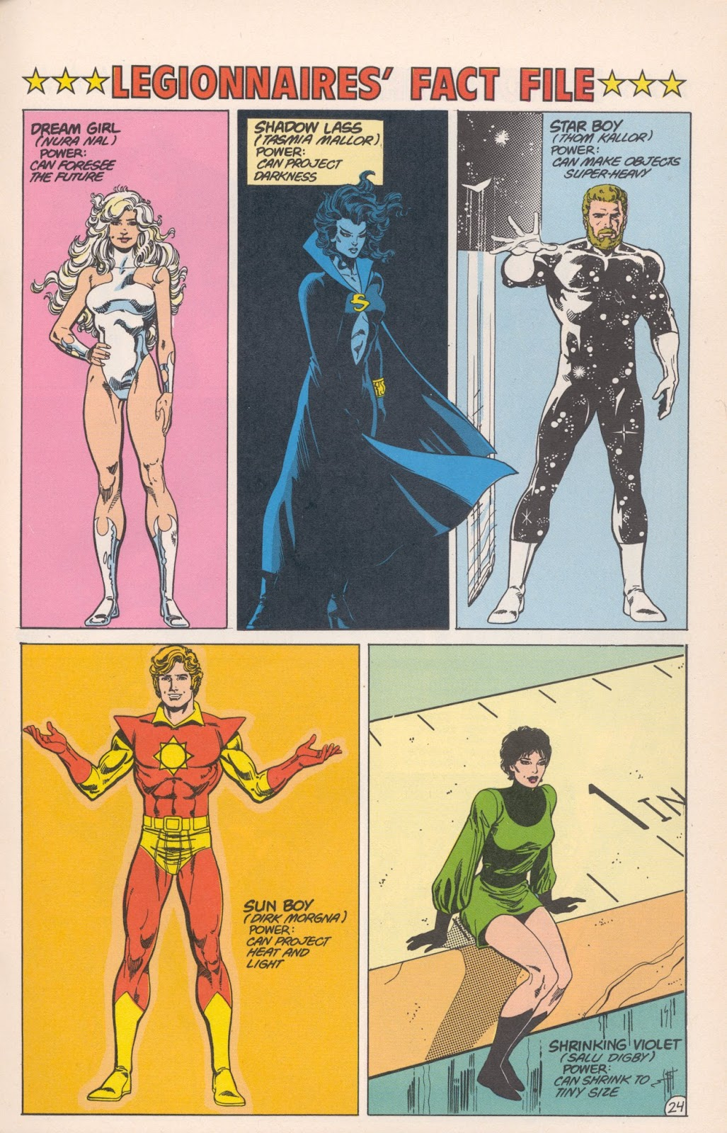 Tales of the Legion Issue #342 #29 - English 25