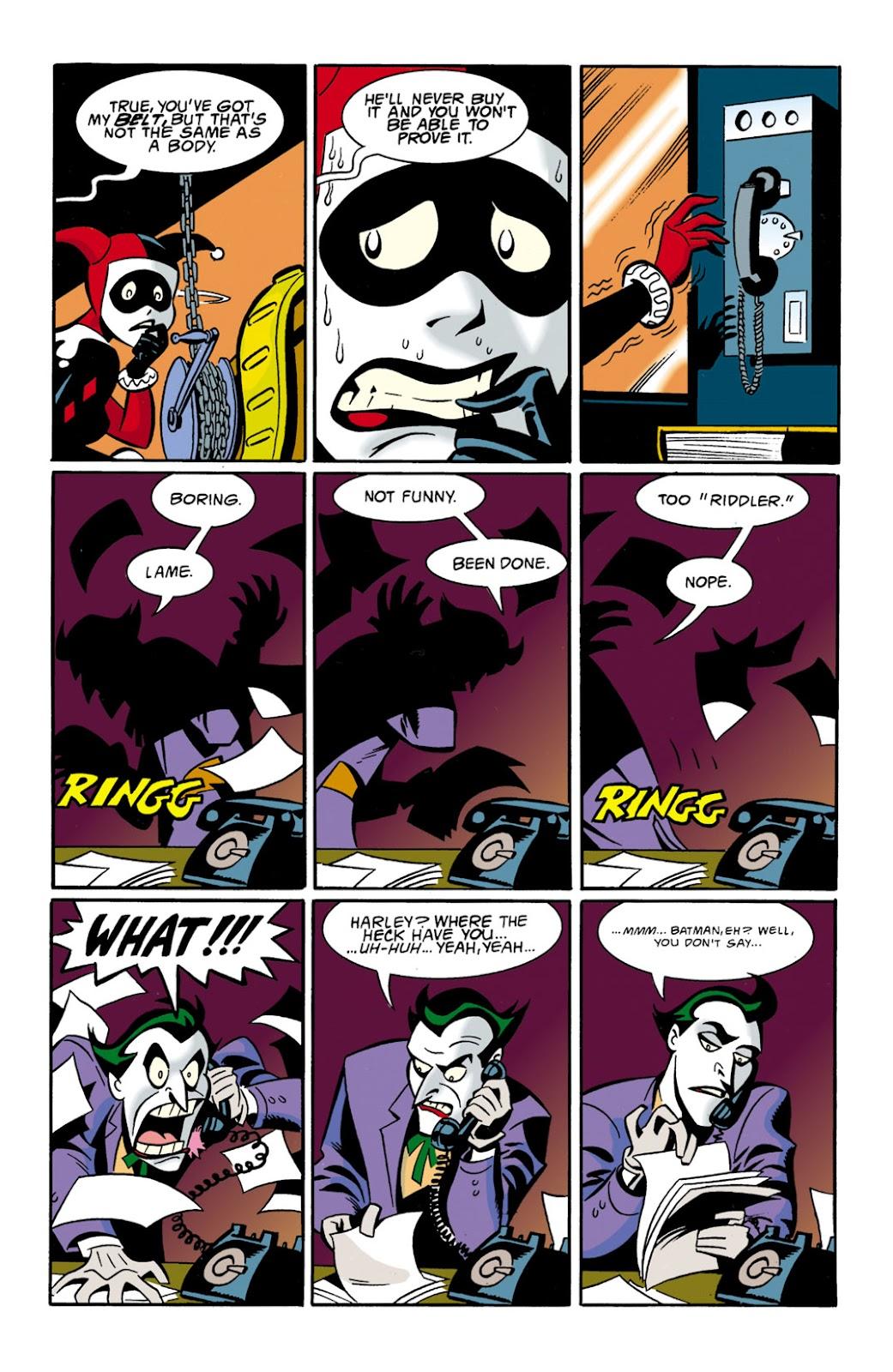 The Batman Adventures: Mad Love Full #1 - English 48