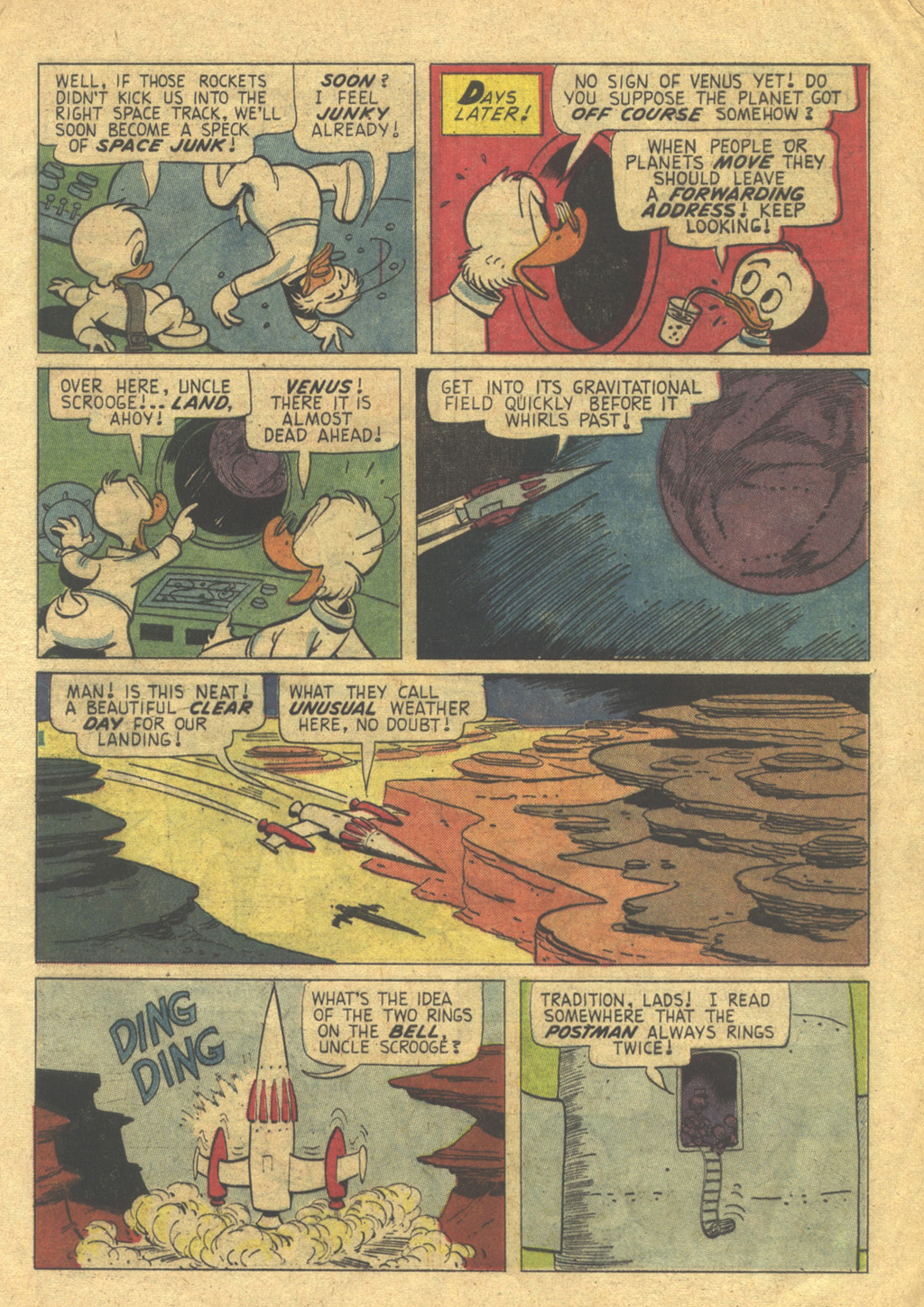 Uncle Scrooge (1953) Issue #53 #53 - English 9