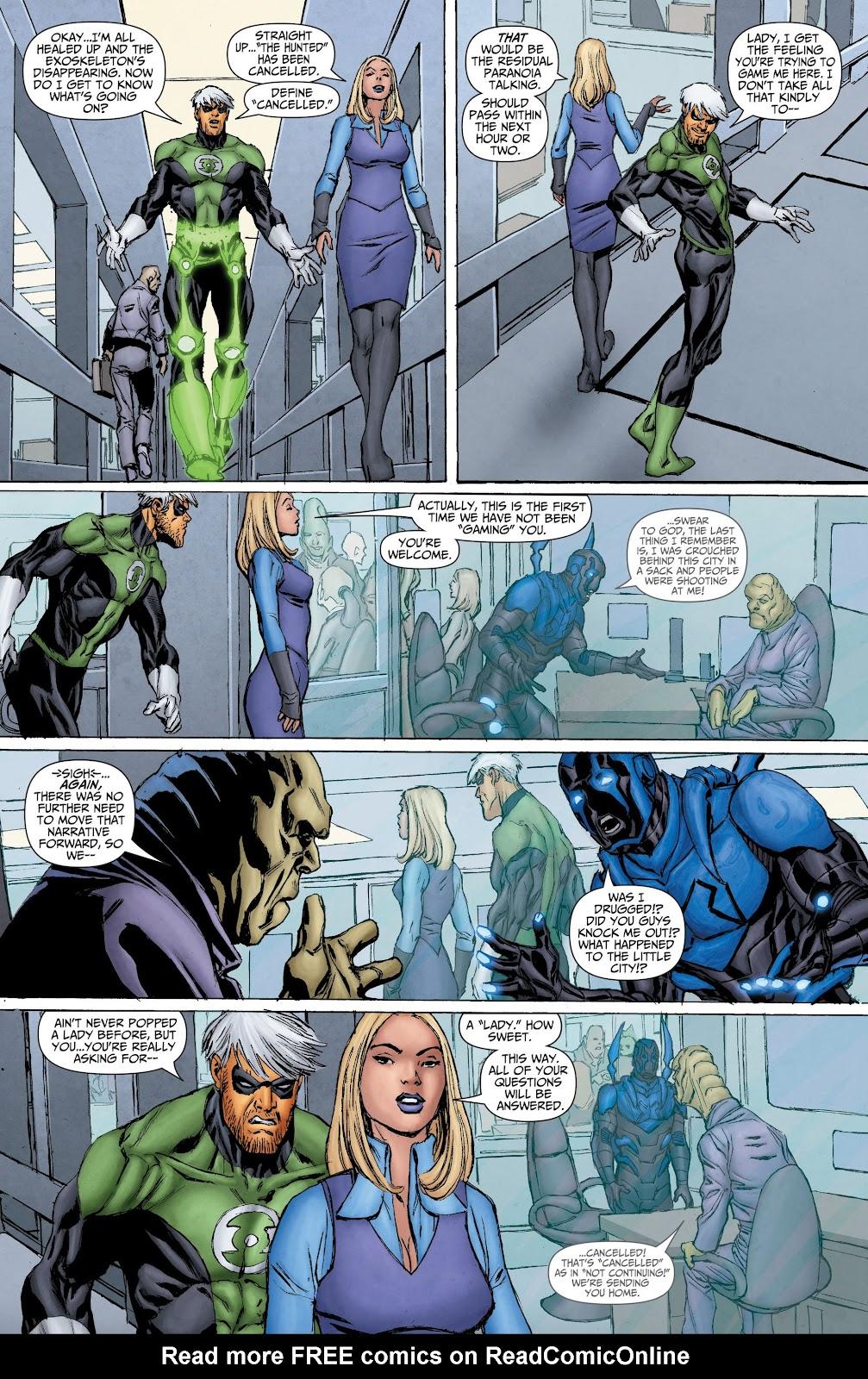 Threshold (2013) Issue #8 #8 - English 10