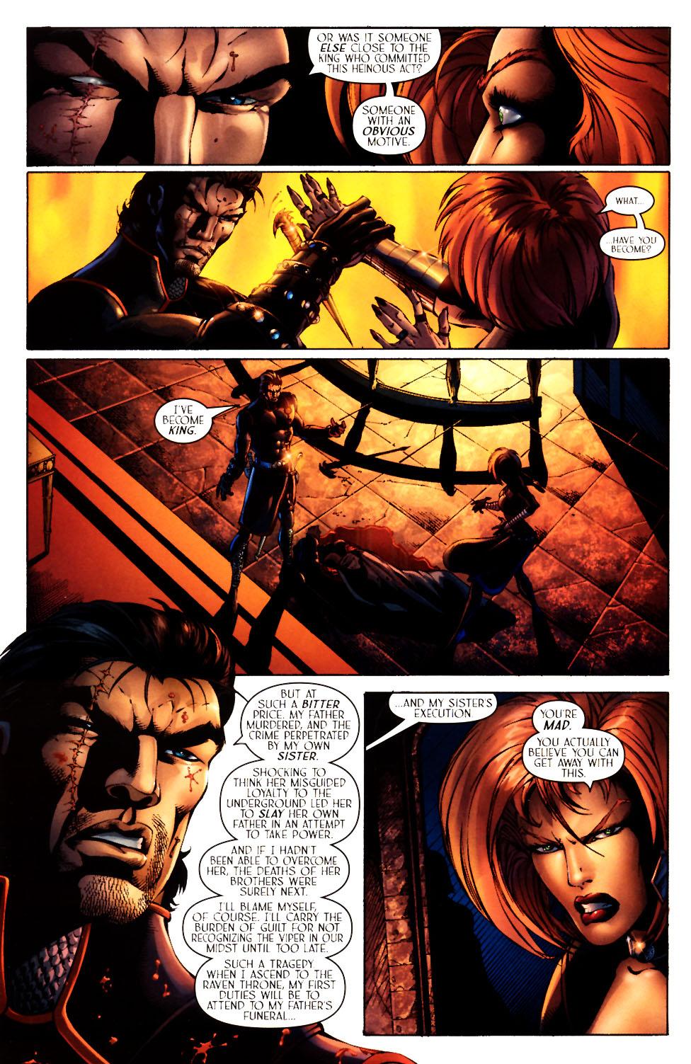 Read online Scion comic -  Issue #12 - 15