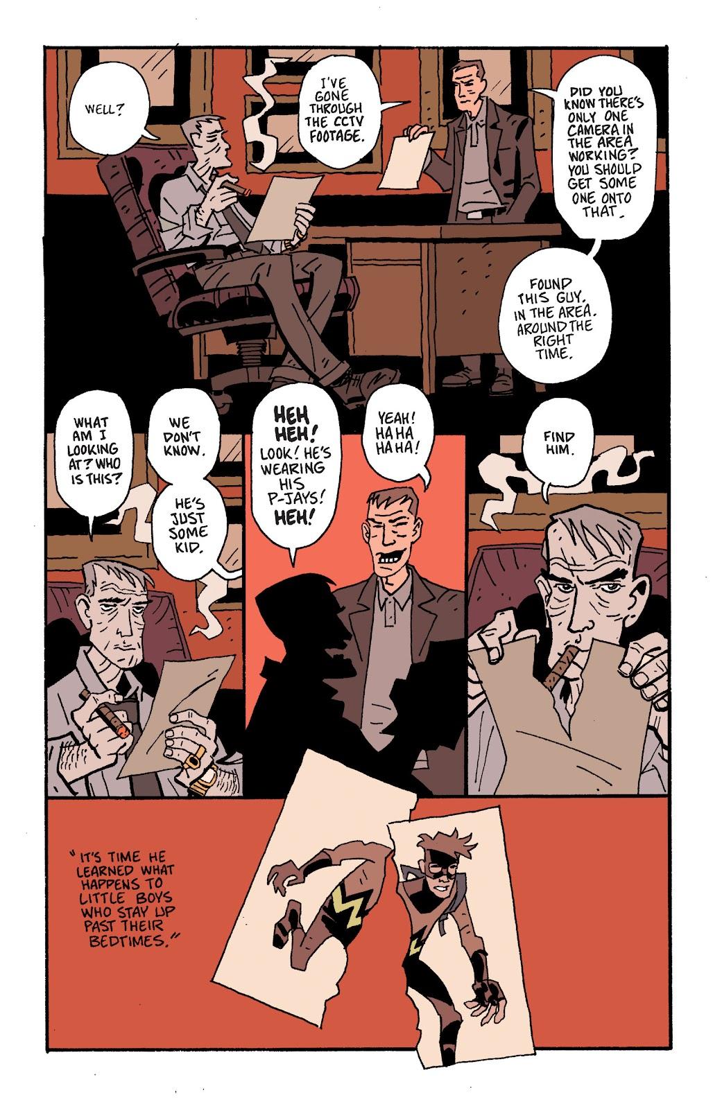 Mudman Issue #6 #6 - English 30