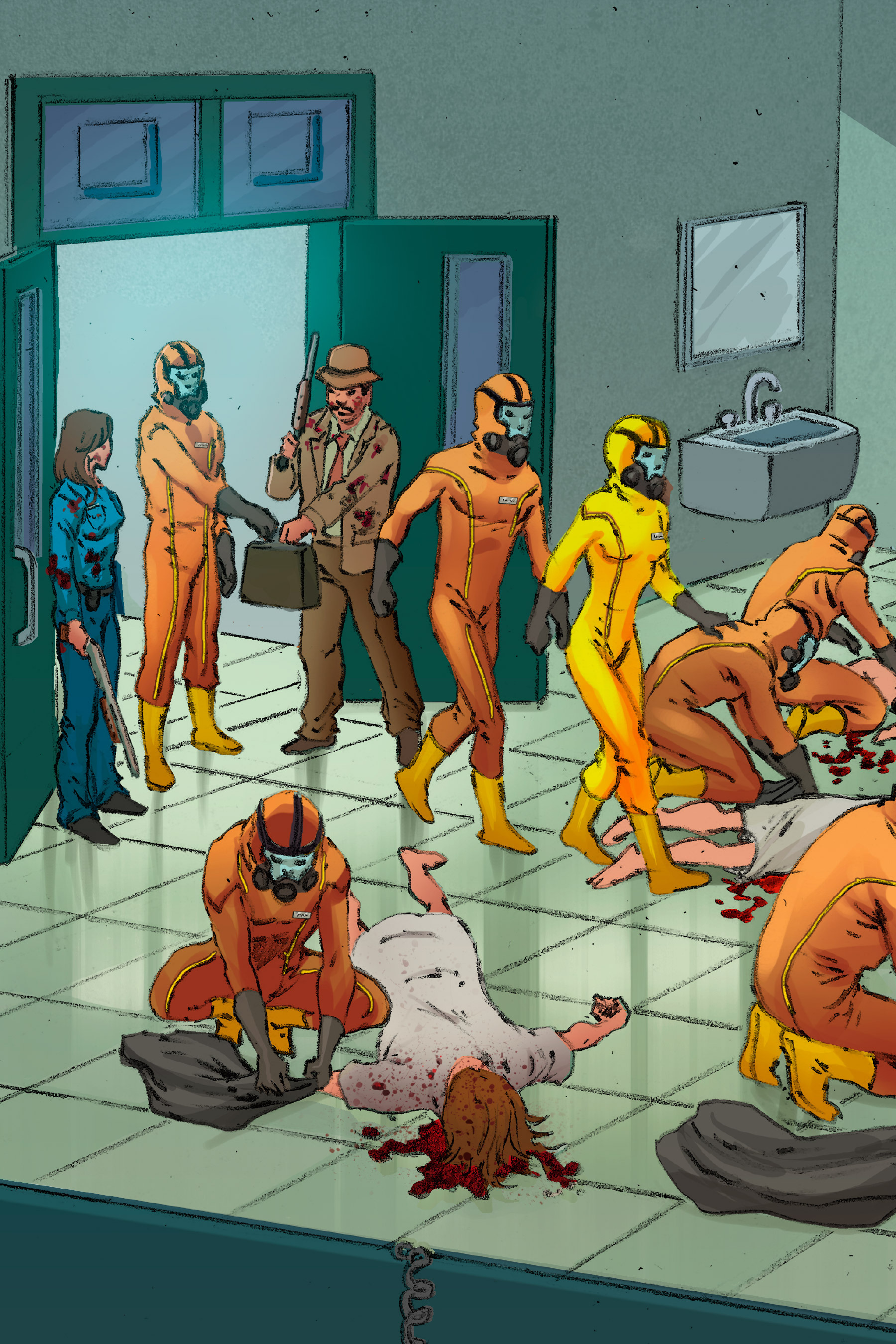 Read online Honor comic -  Issue #3 - 75