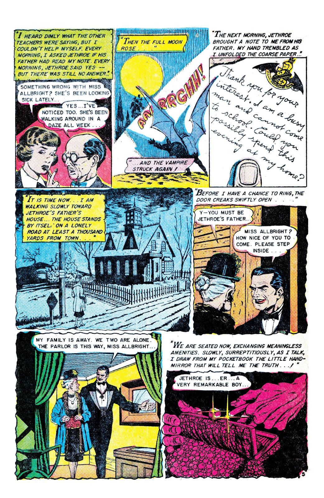 Haunted Horror Issue #19 #19 - English 11