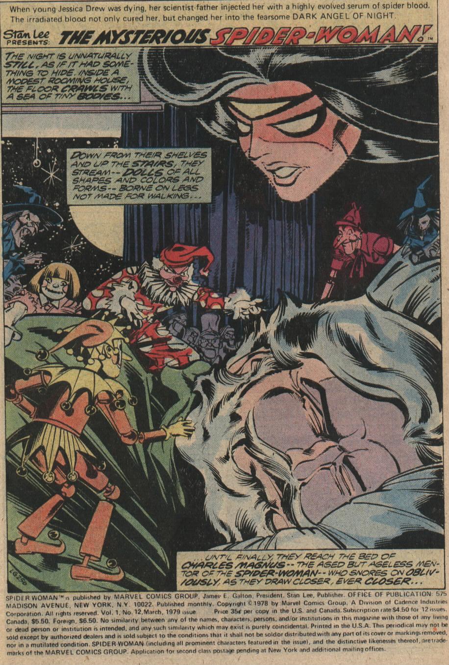 Spider-Woman (1978) #12 #39 - English 2