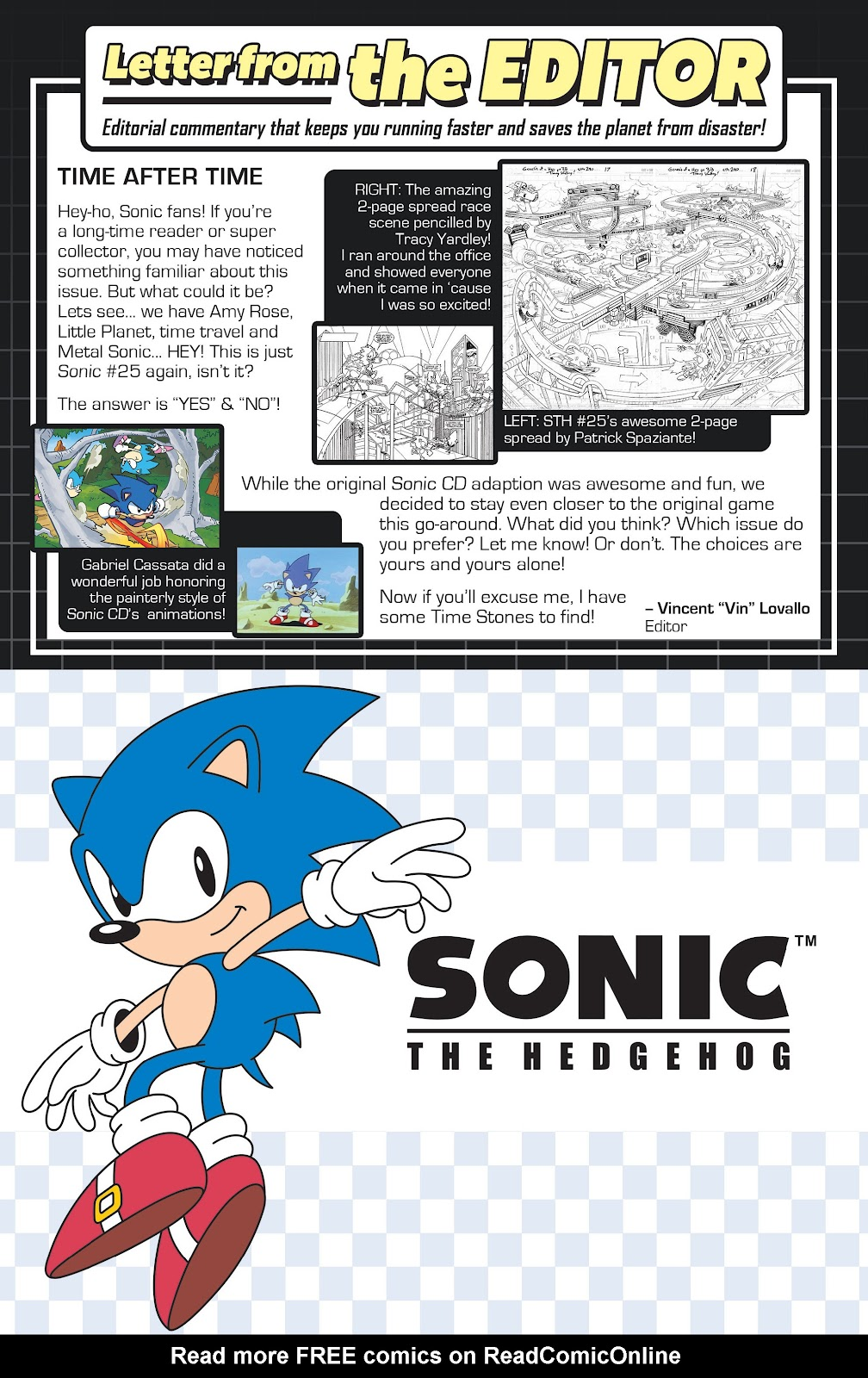 Sonic The Hedgehog (1993) Issue #290 #290 - English 22