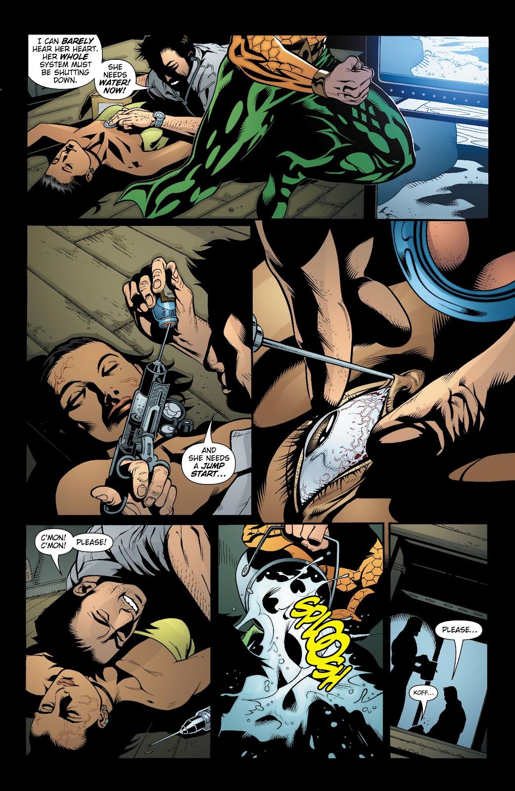 Aquaman (2003) Issue #19 #19 - English 21