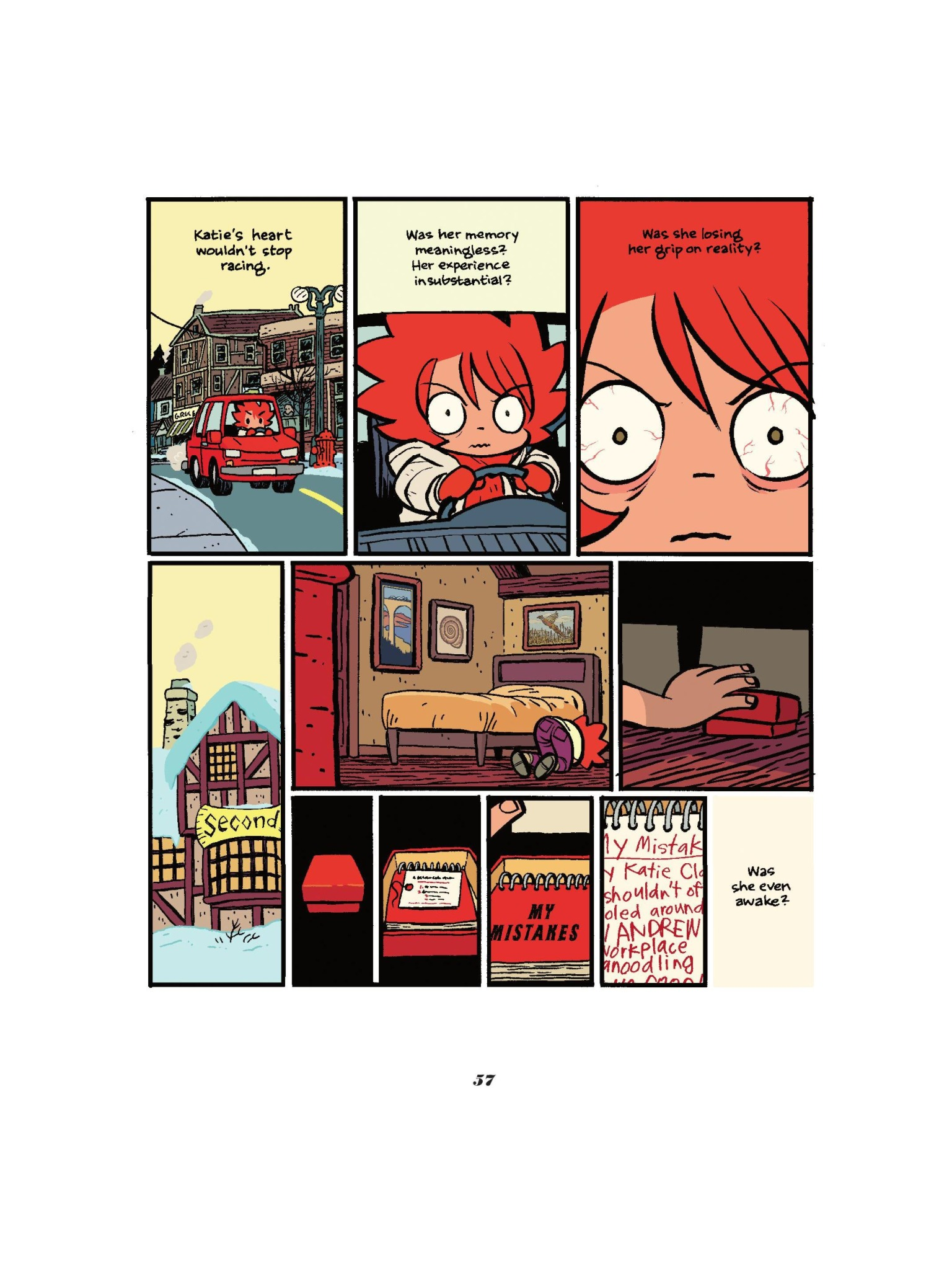 Read online Seconds comic -  Issue # Full - 59