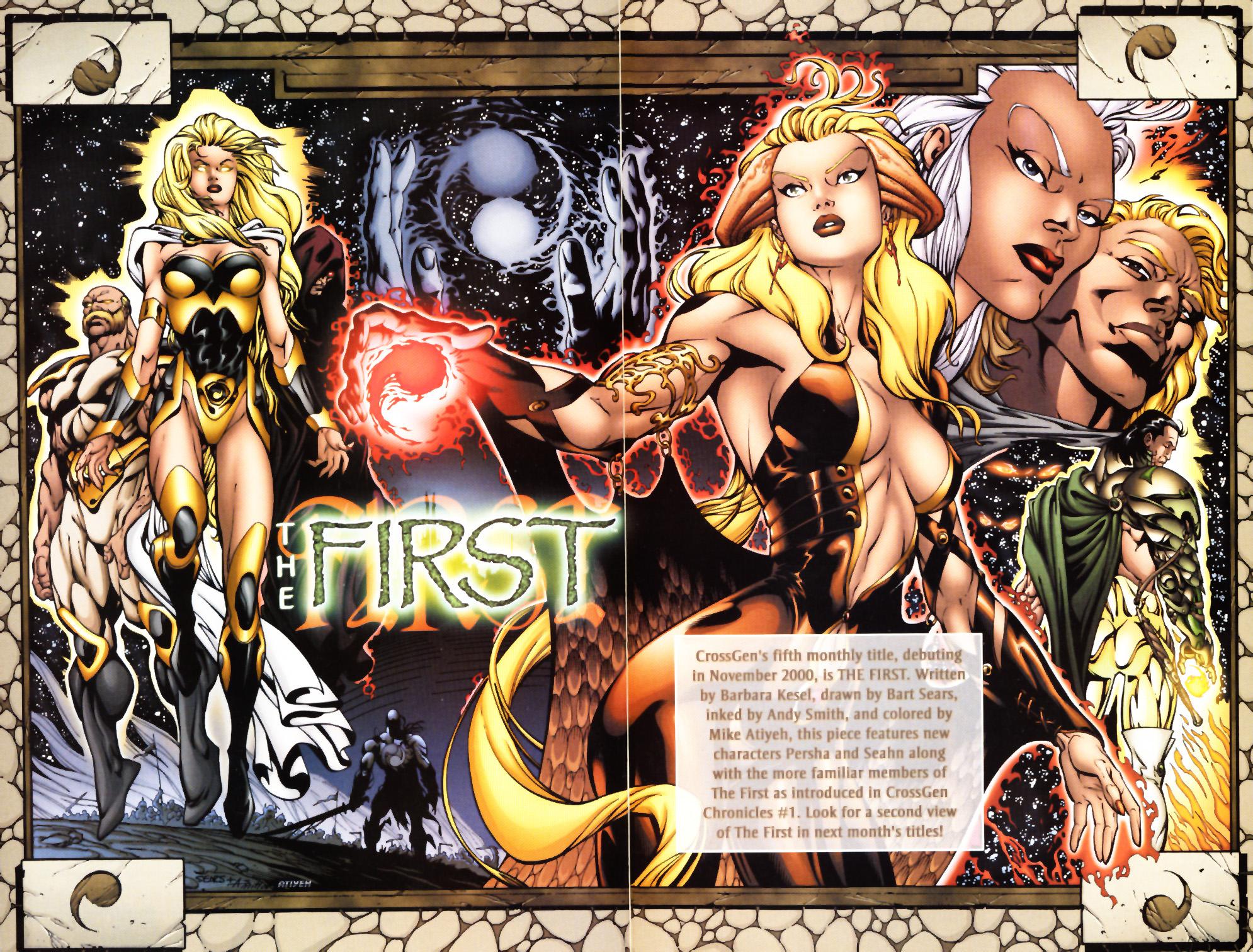 Read online Scion comic -  Issue #3 - 28