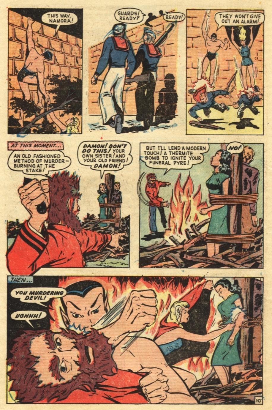 Sub-Mariner Comics #25 #25 - English 12