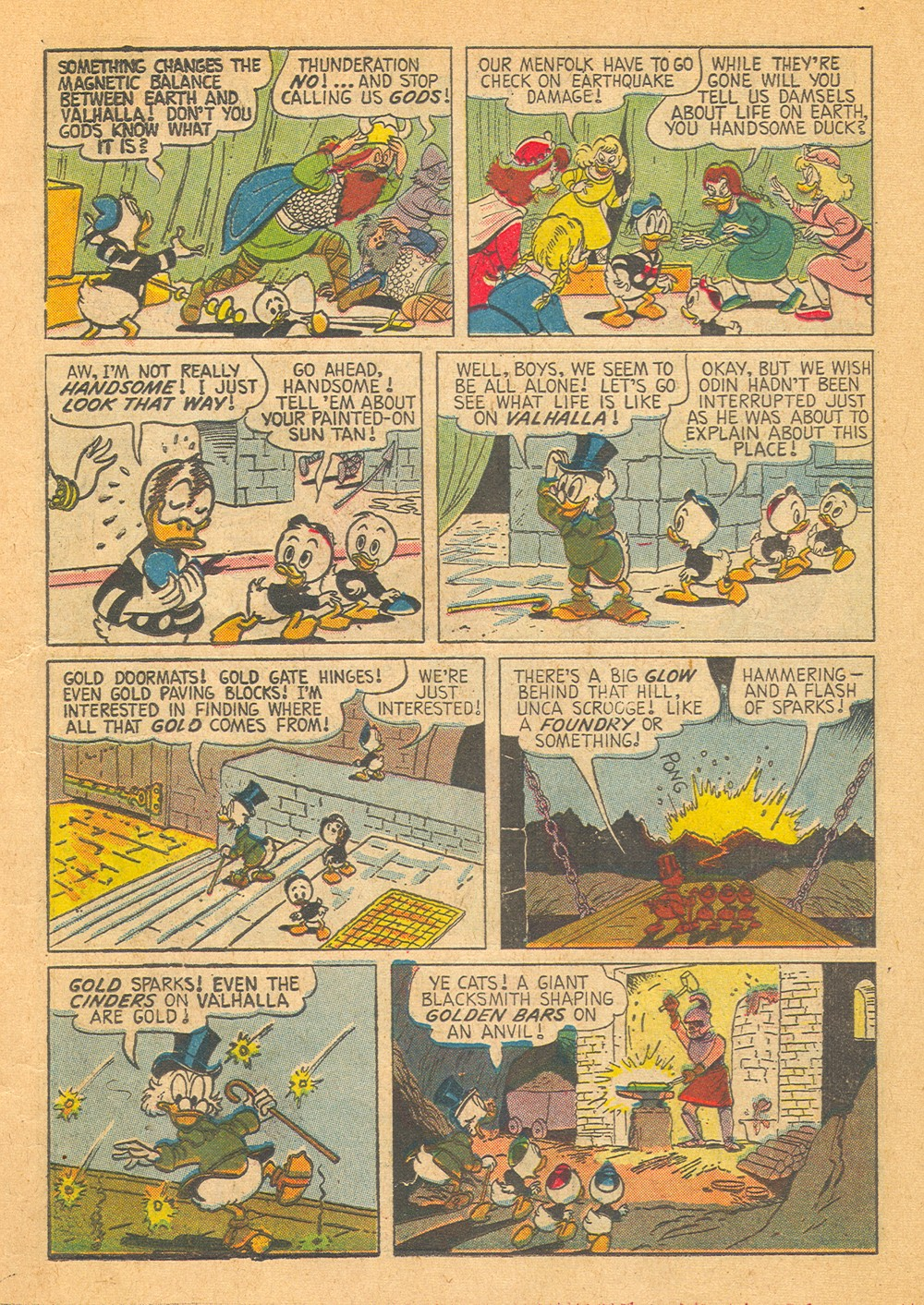 Uncle Scrooge (1953) Issue #34 #34 - English 11