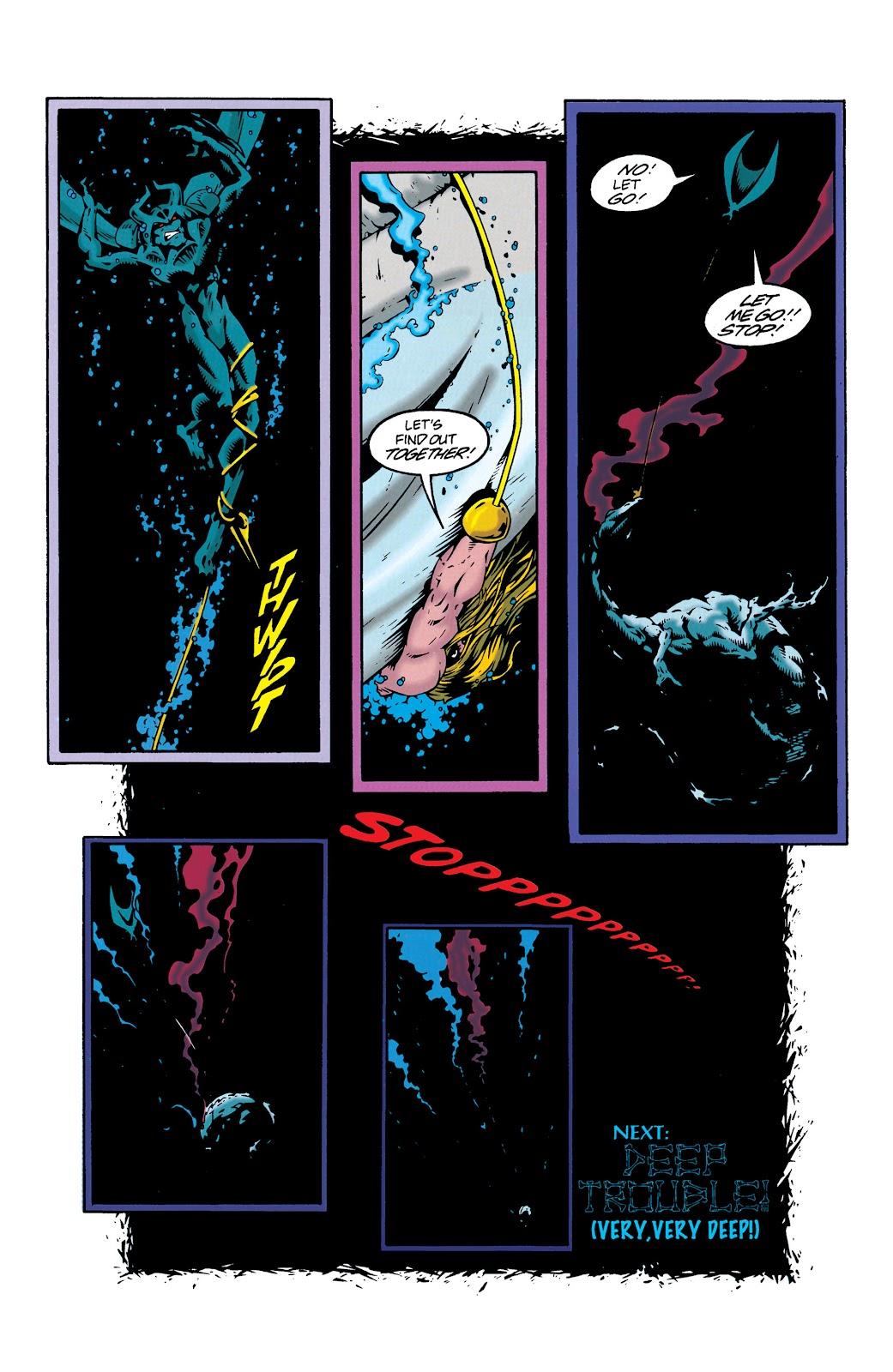 Aquaman (1994) Issue #29 #35 - English 22