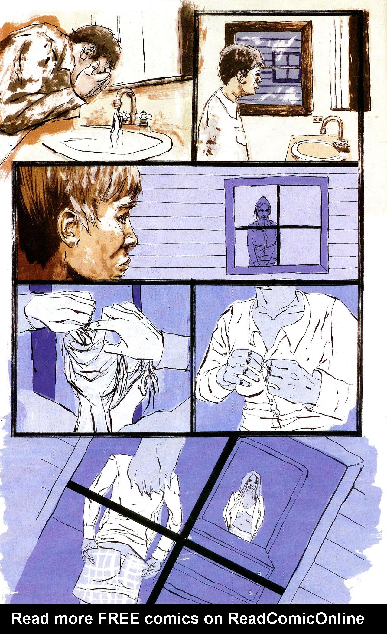 Read online Se7en comic -  Issue #4 - 12