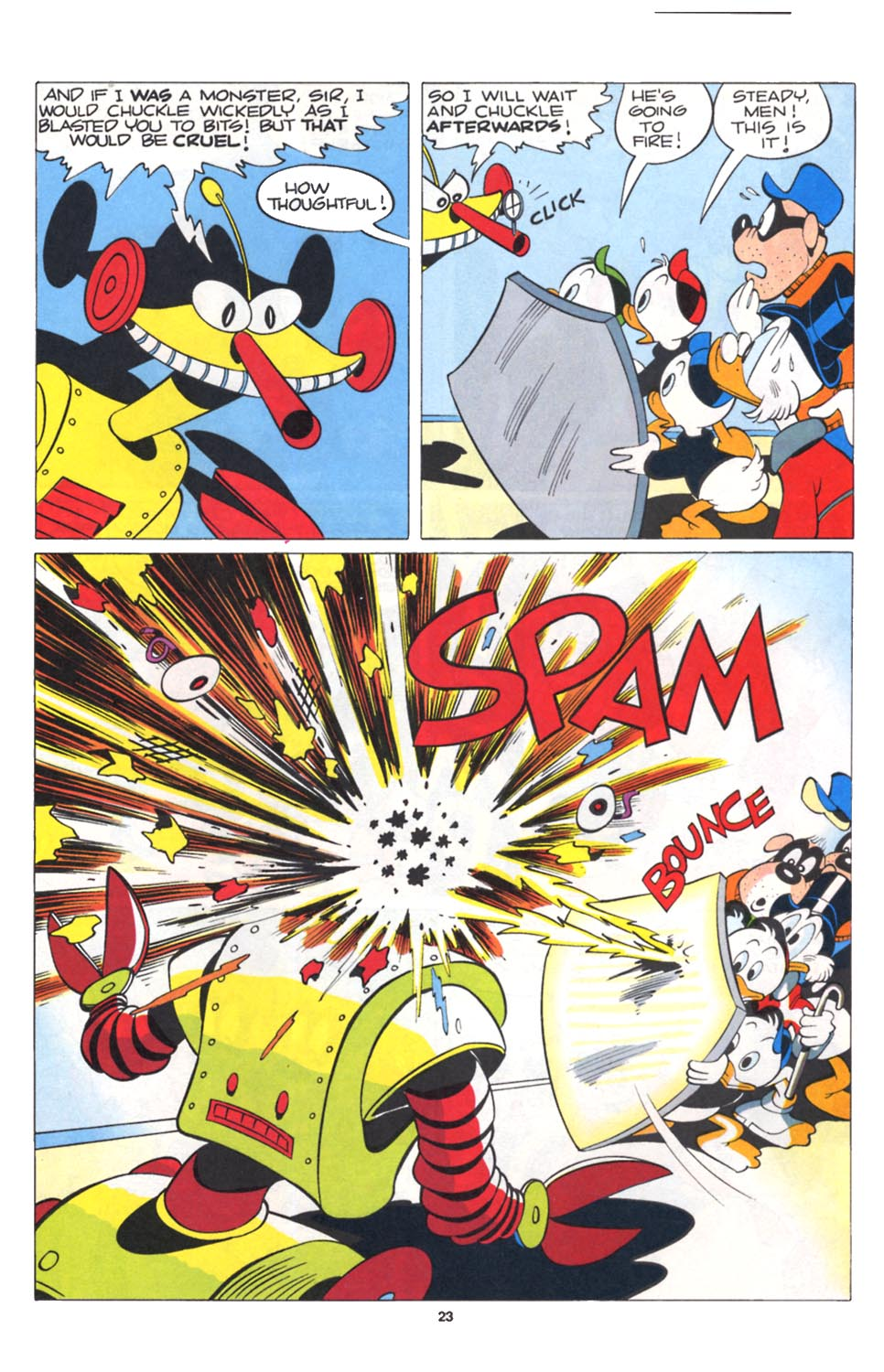 Uncle Scrooge (1953) Issue #252 #252 - English 25