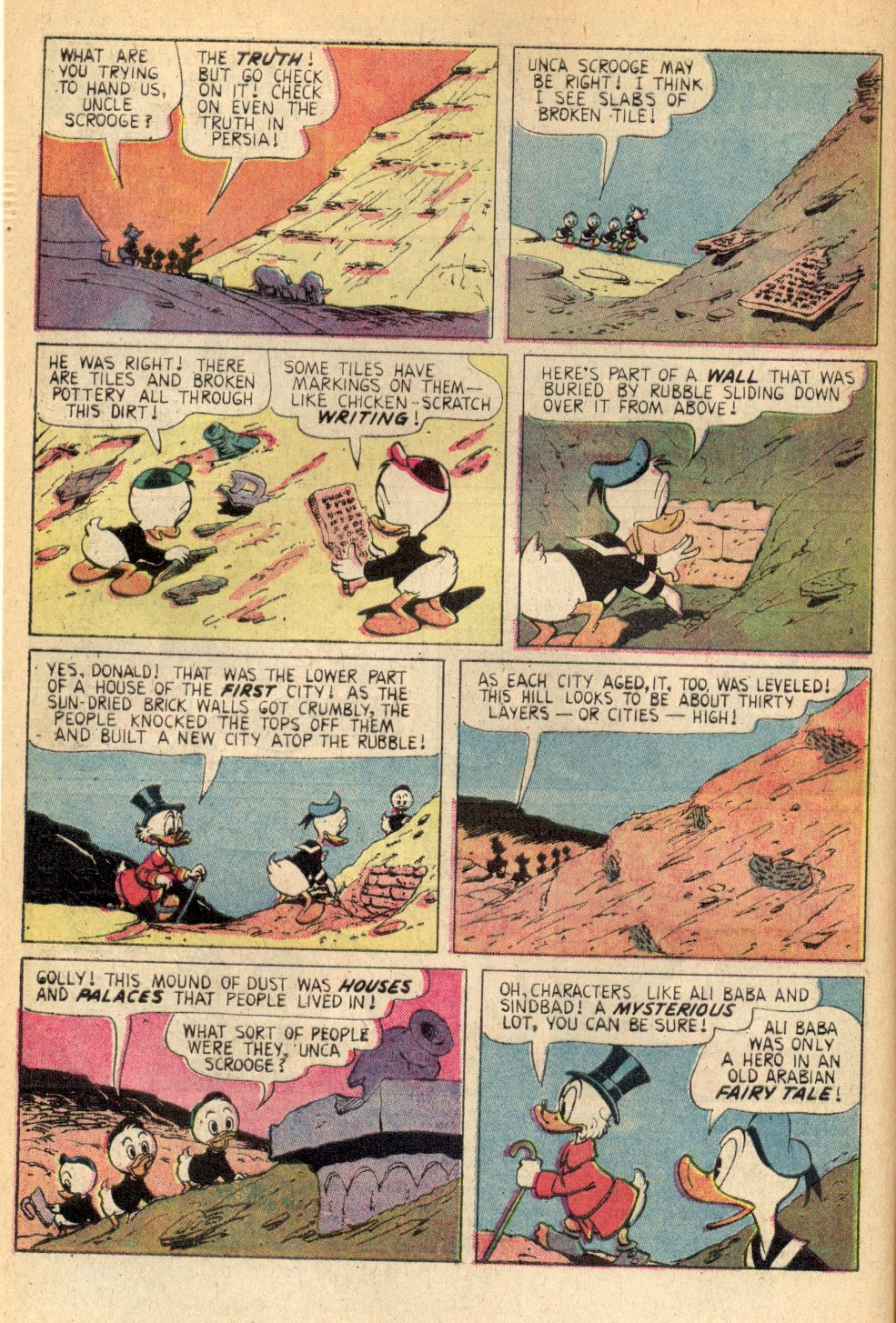 Uncle Scrooge (1953) Issue #90 #90 - English 4