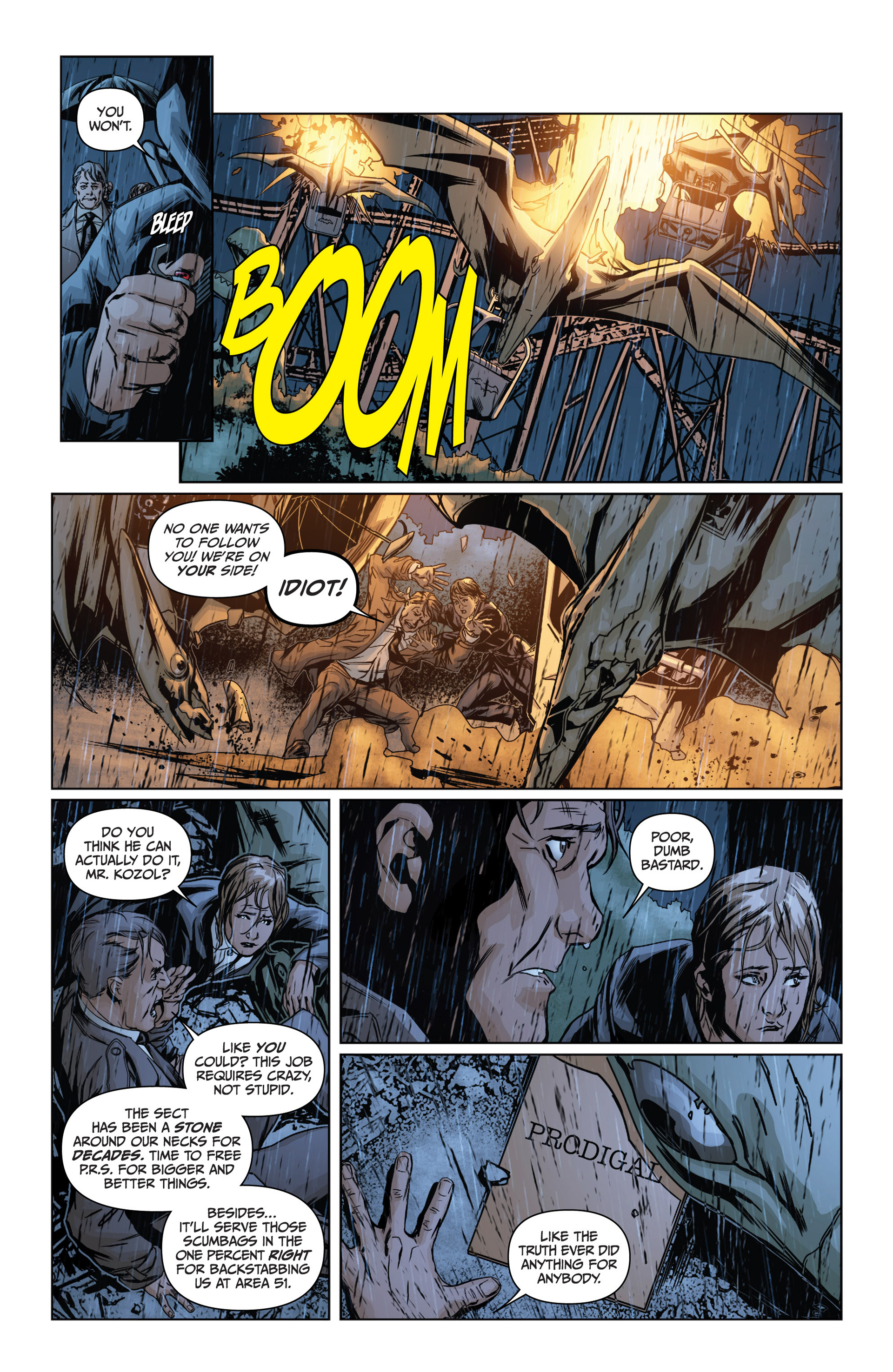 Archer and Armstrong 14 Page 17