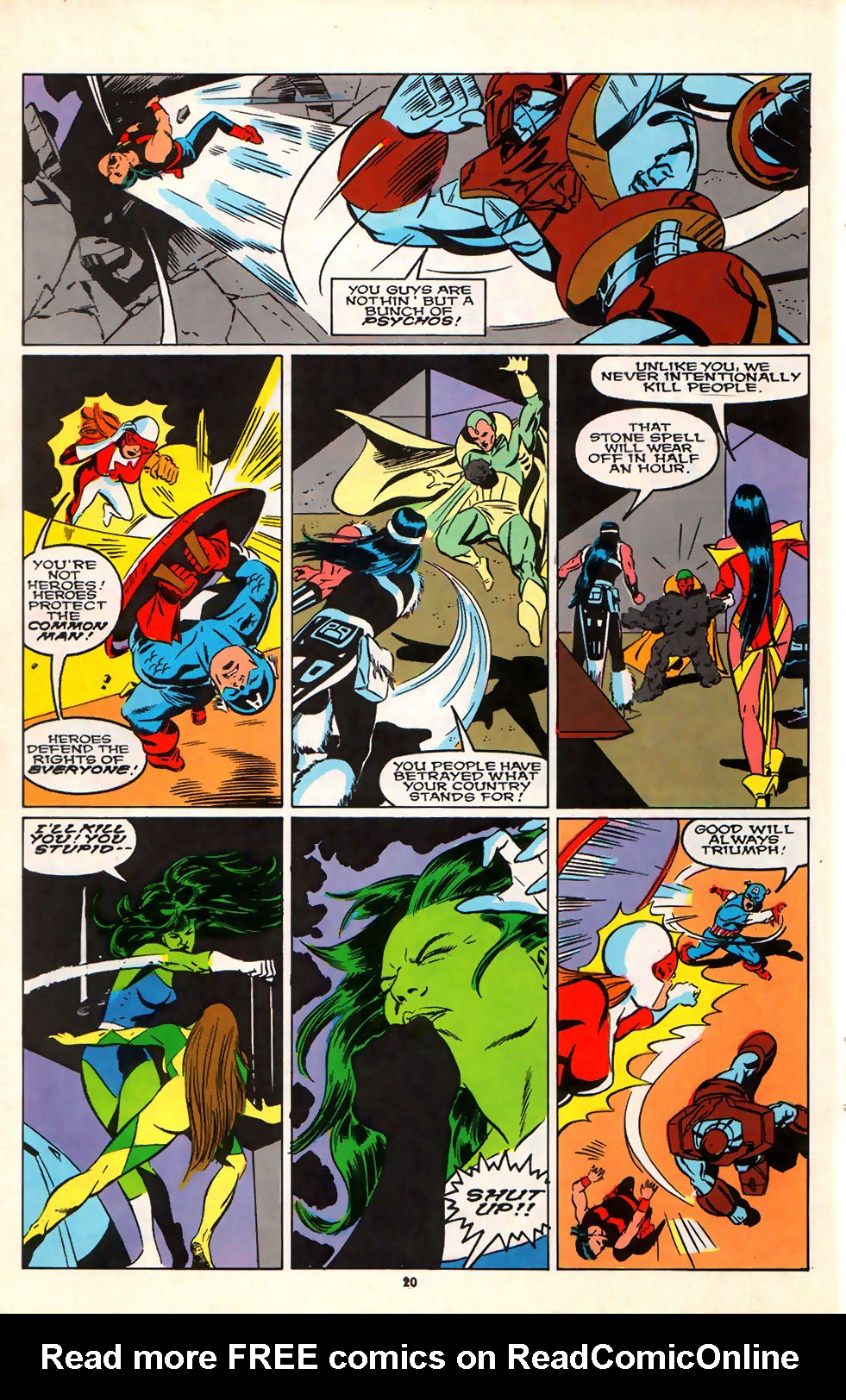 Alpha Flight (1983) 74 Page 16