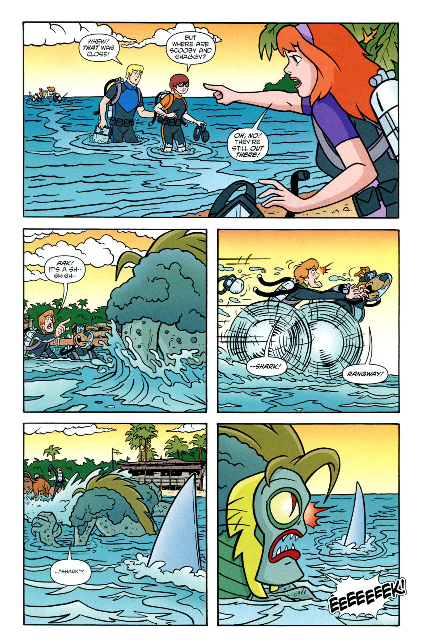 Read online Scooby-Doo: Where Are You? comic -  Issue #27 - 13