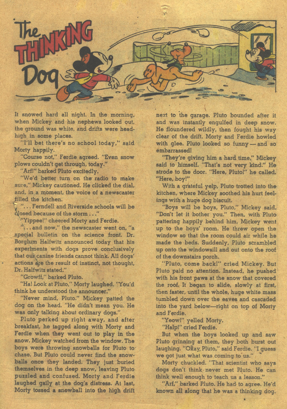 Uncle Scrooge (1953) Issue #32 #32 - English 25