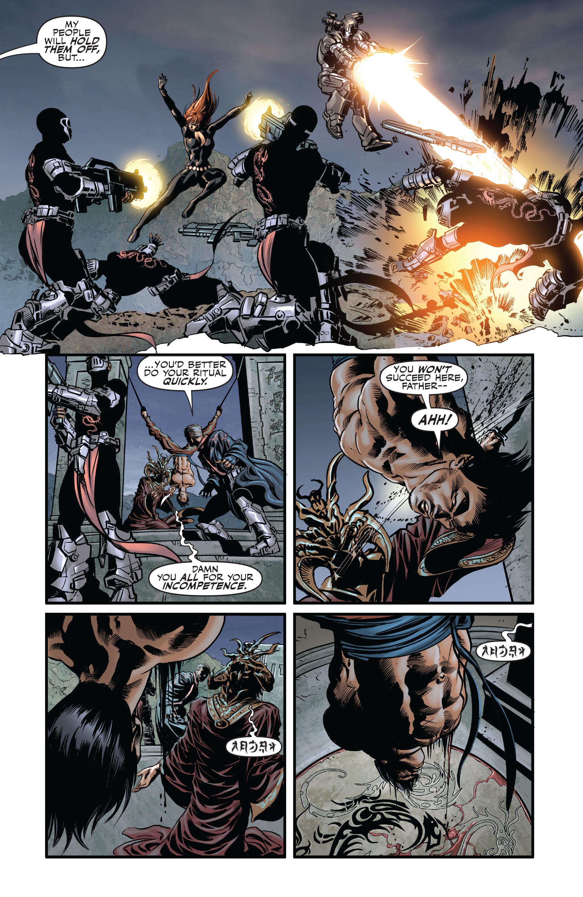 Read online Secret Avengers (2010) comic -  Issue #10 - 13