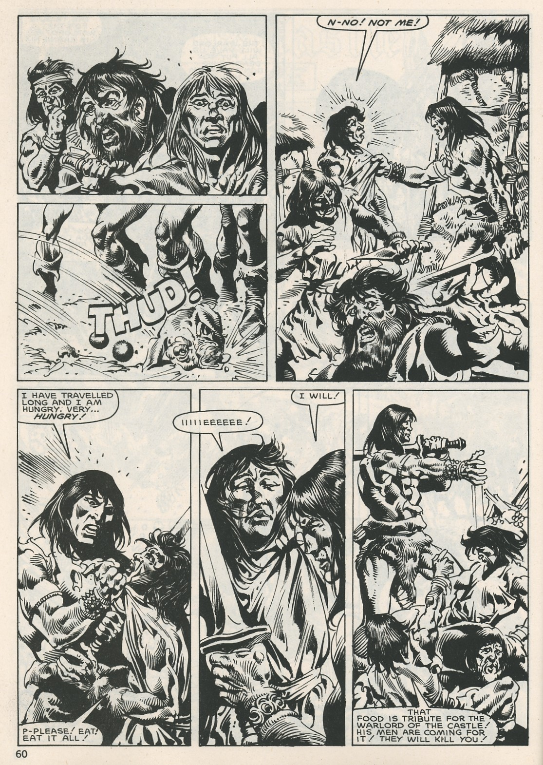 The Savage Sword Of Conan Issue #115 #116 - English 60