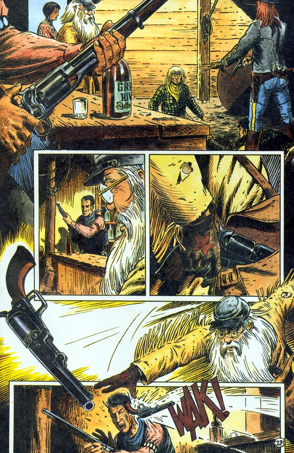 Jonah Hex: Two-Gun Mojo Issue #1 #1 - English 25
