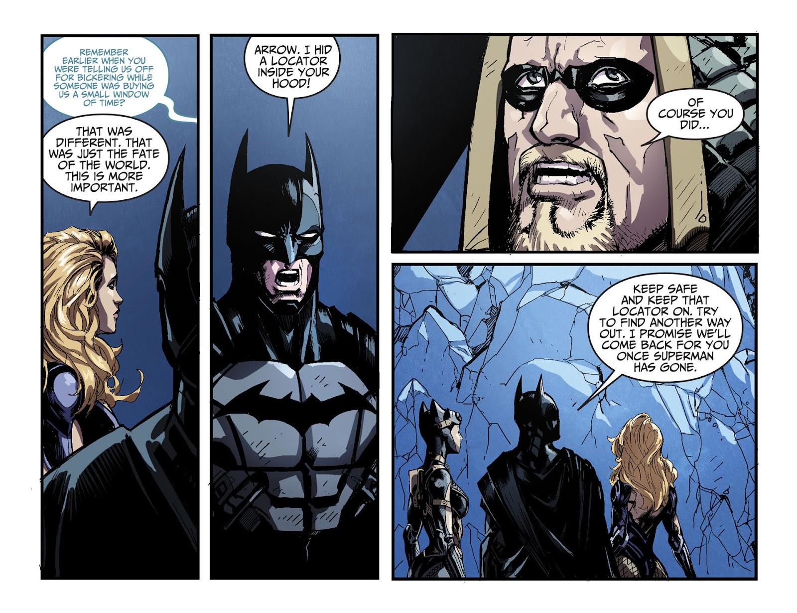 Injustice: Gods Among Us [I] Issue #32 #33 - English 8