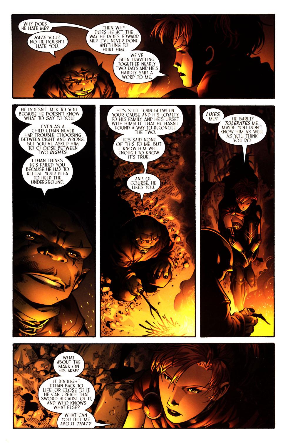 Read online Scion comic -  Issue #15 - 7