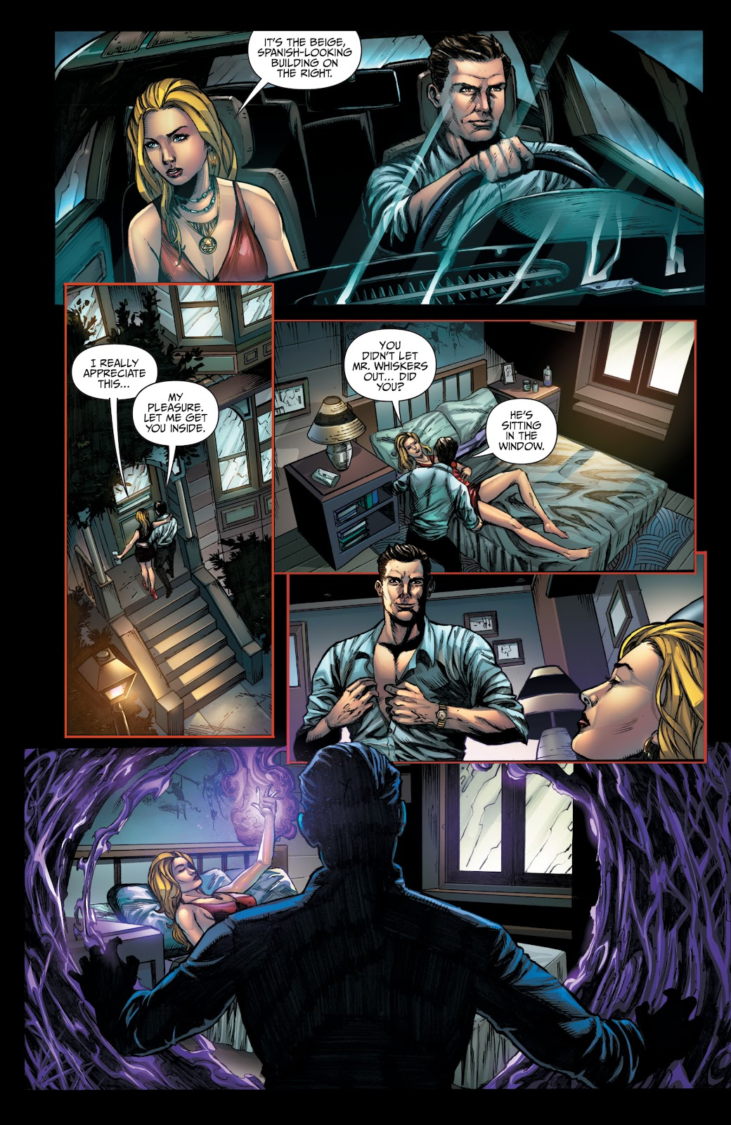 Grimm Fairy Tales (2005) _Special - Halloween Special #2 - English 33