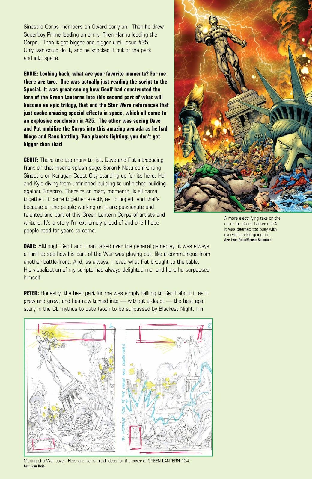 Green Lantern: The Sinestro Corps War Full #1 - English 312