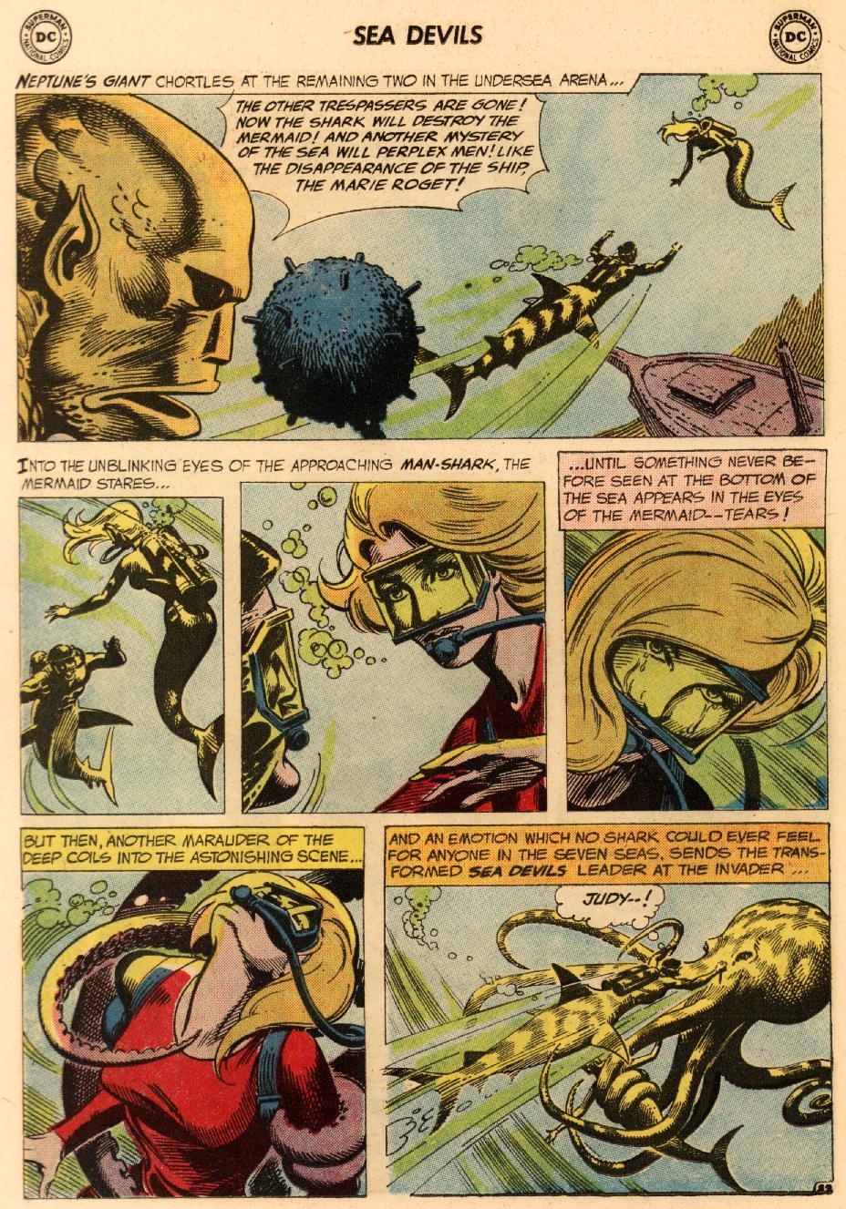 Read online Sea Devils comic -  Issue #8 - 31