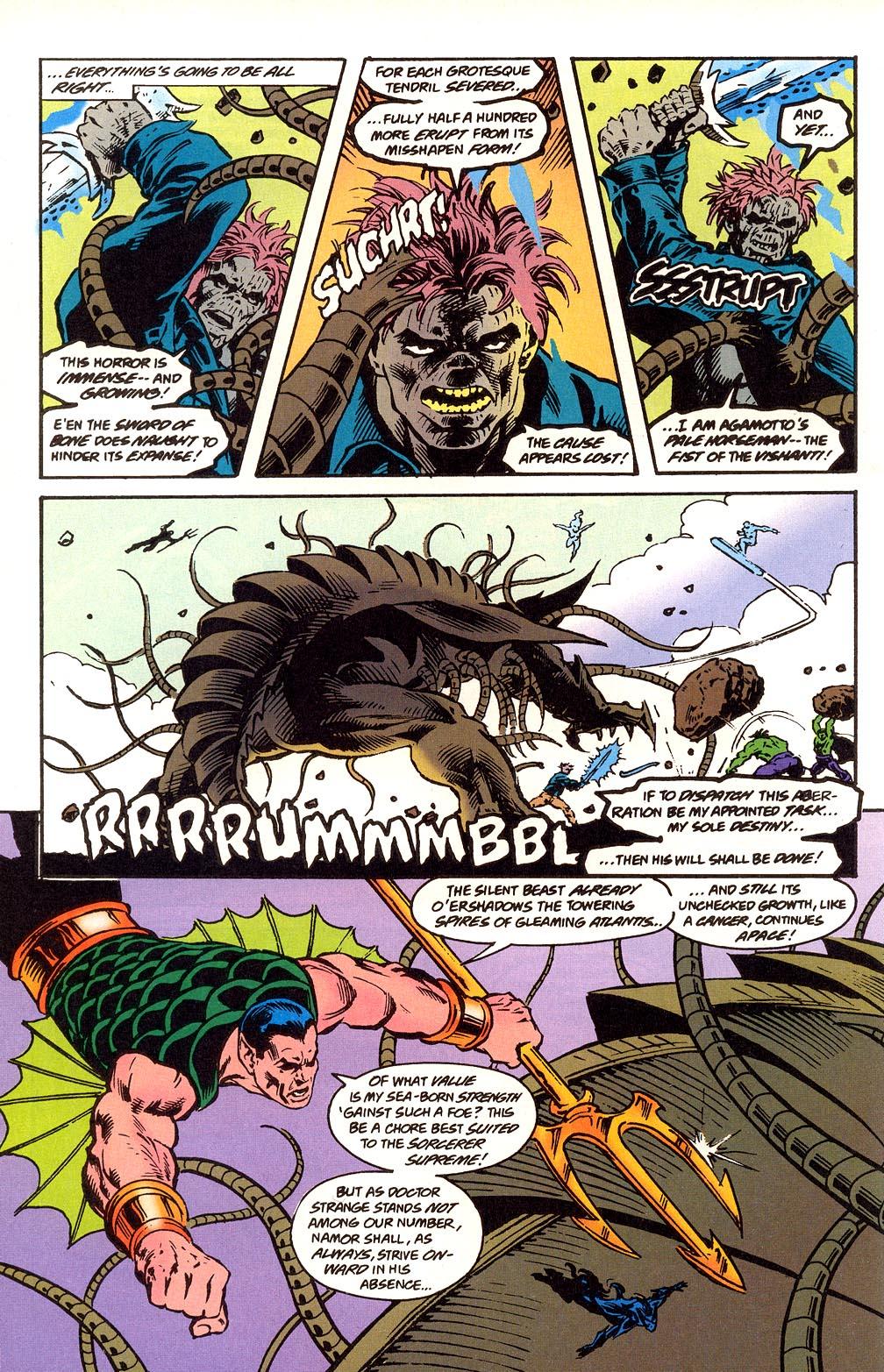 Read online Secret Defenders comic -  Issue #25 - 13