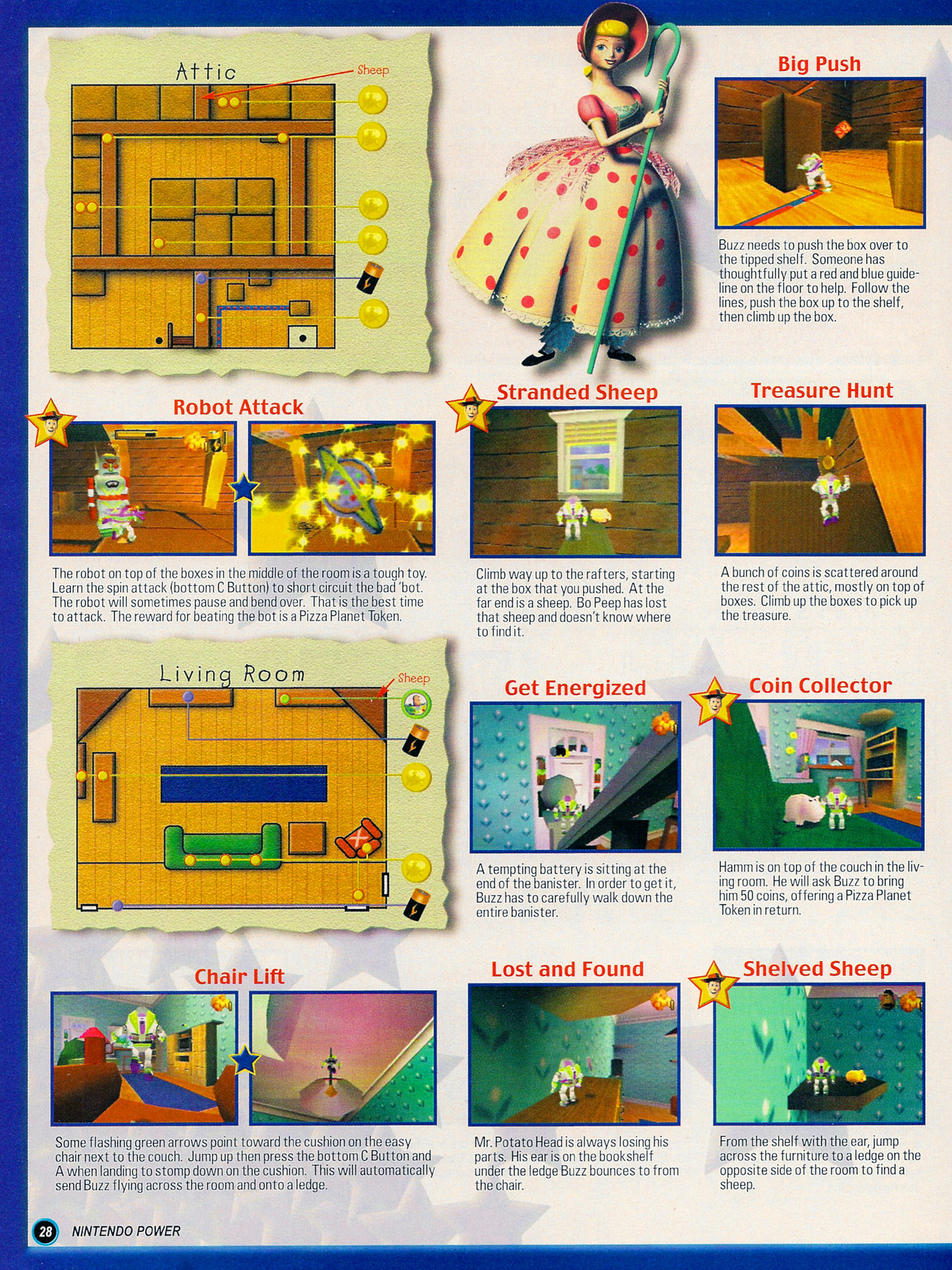 Nintendo Power #127 #127 - English 30