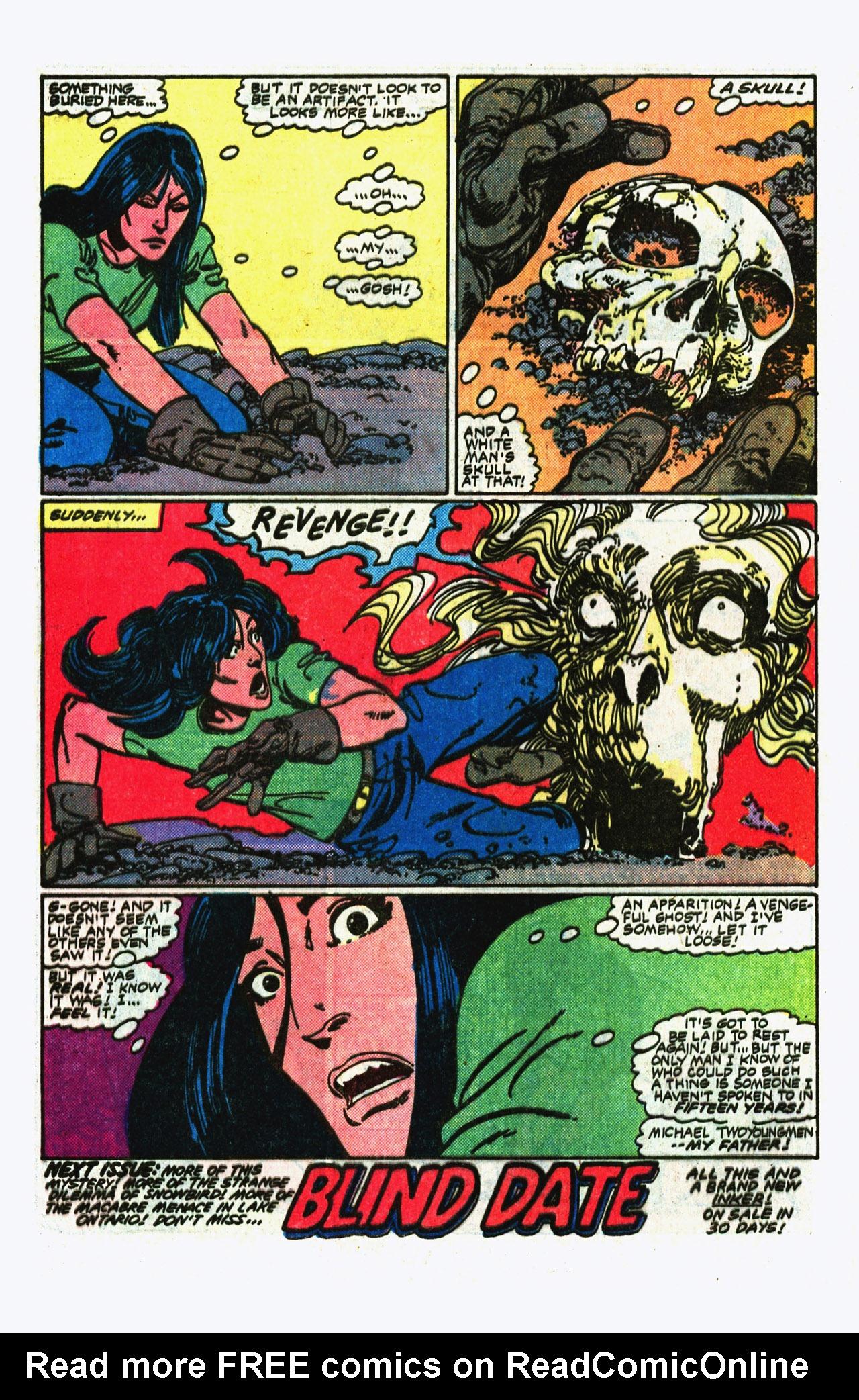Alpha Flight (1983) 14 Page 22