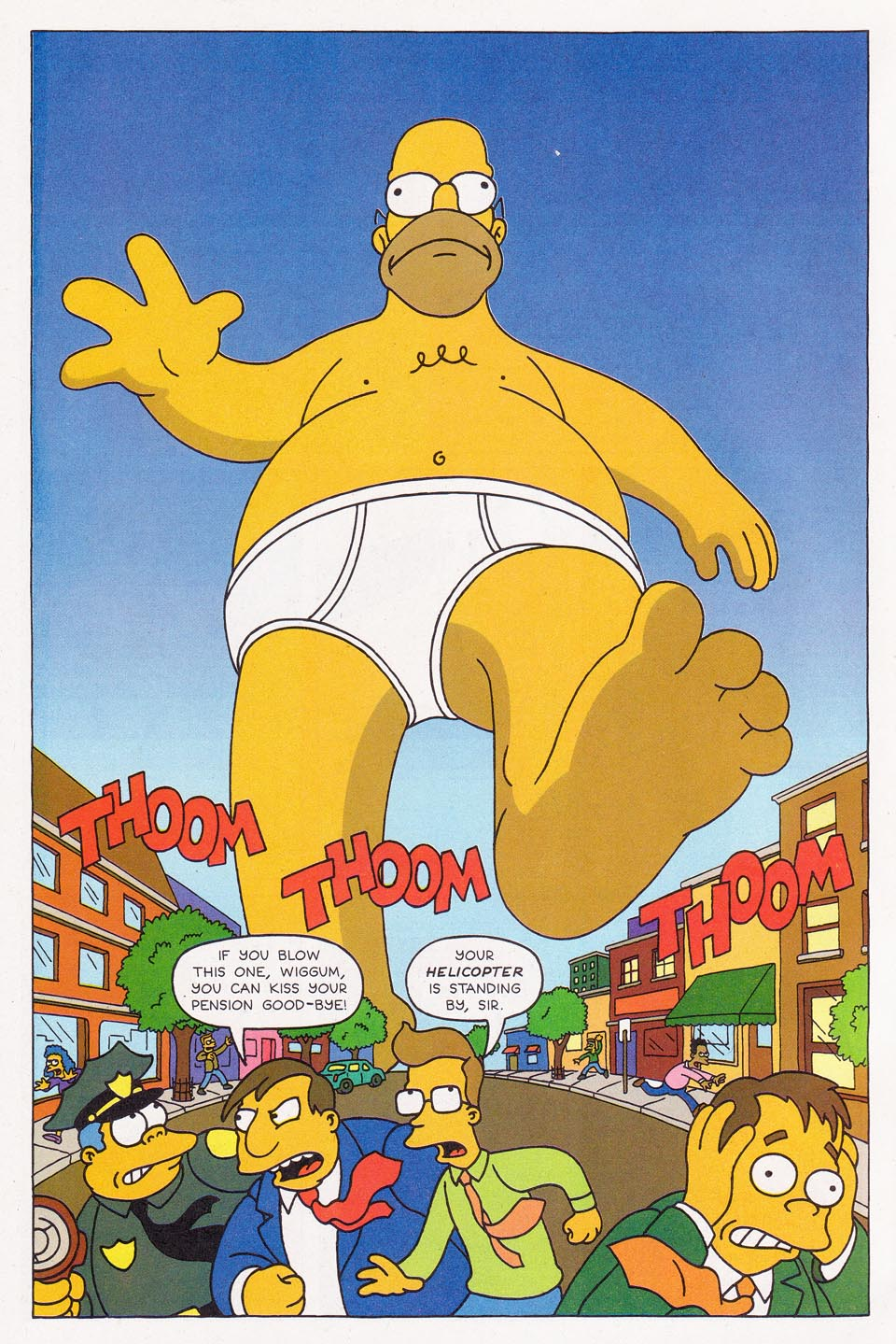 Read online Simpsons Comics comic -  Issue #1 - 22