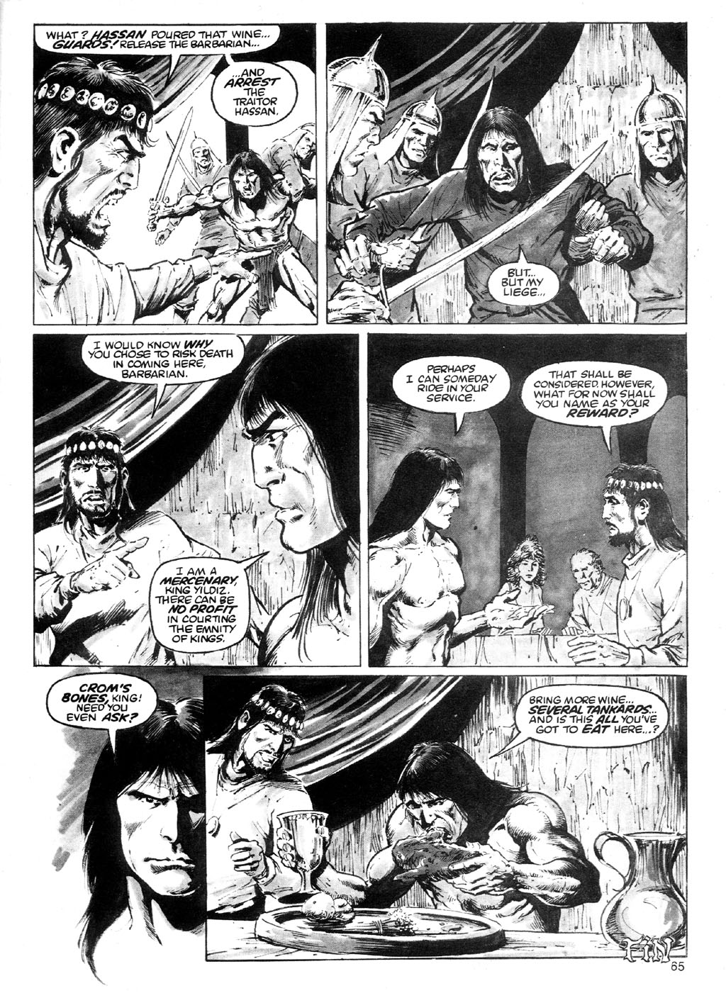 The Savage Sword Of Conan Issue #91 #92 - English 61