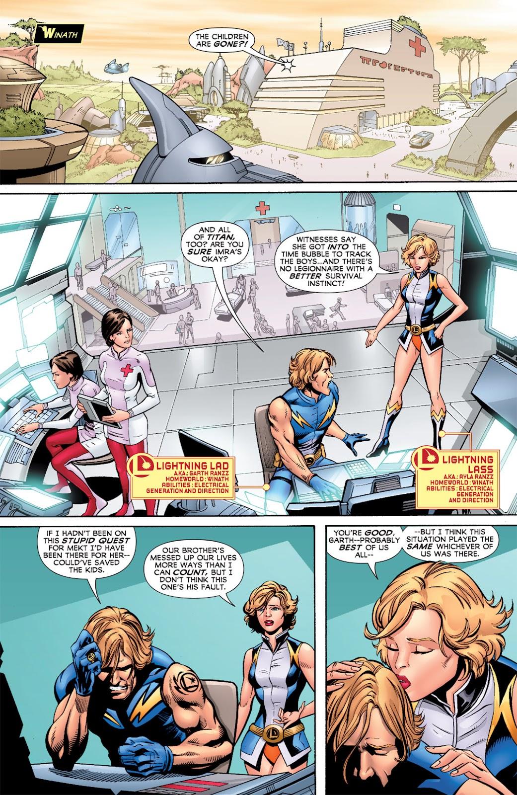 Legion of Super-Heroes (2010) Issue #2 #3 - English 20