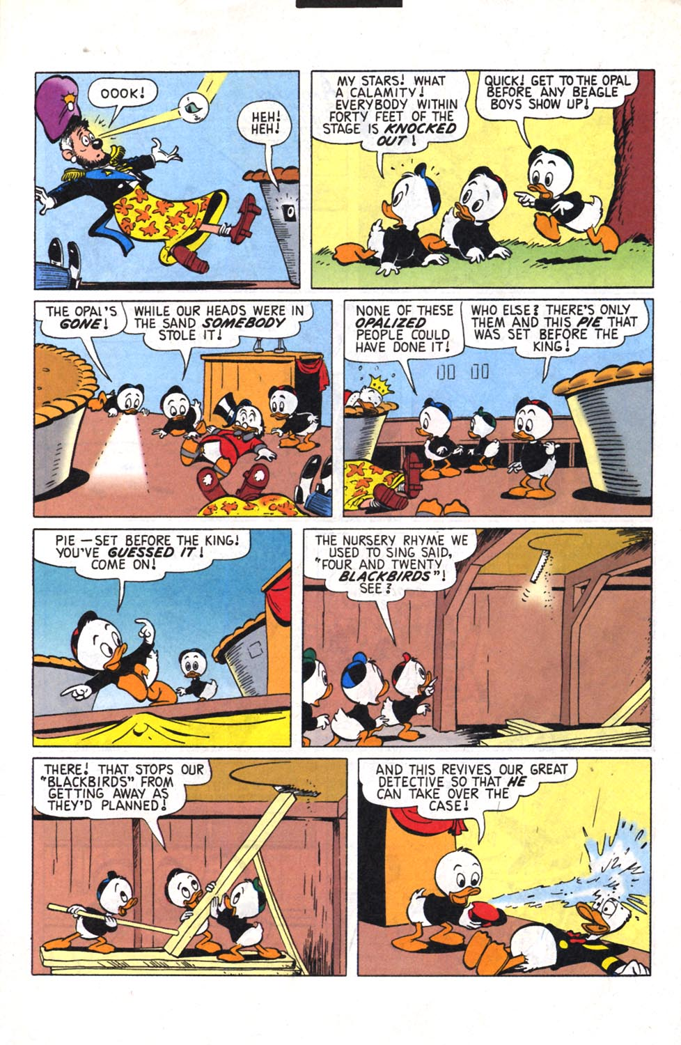 Uncle Scrooge (1953) Issue #304 #304 - English 11