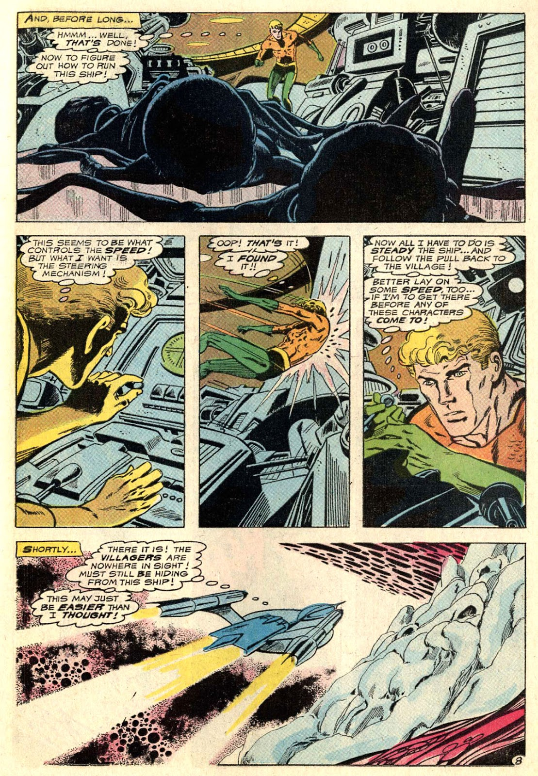 Aquaman (1962) Issue #52 #52 - English 11