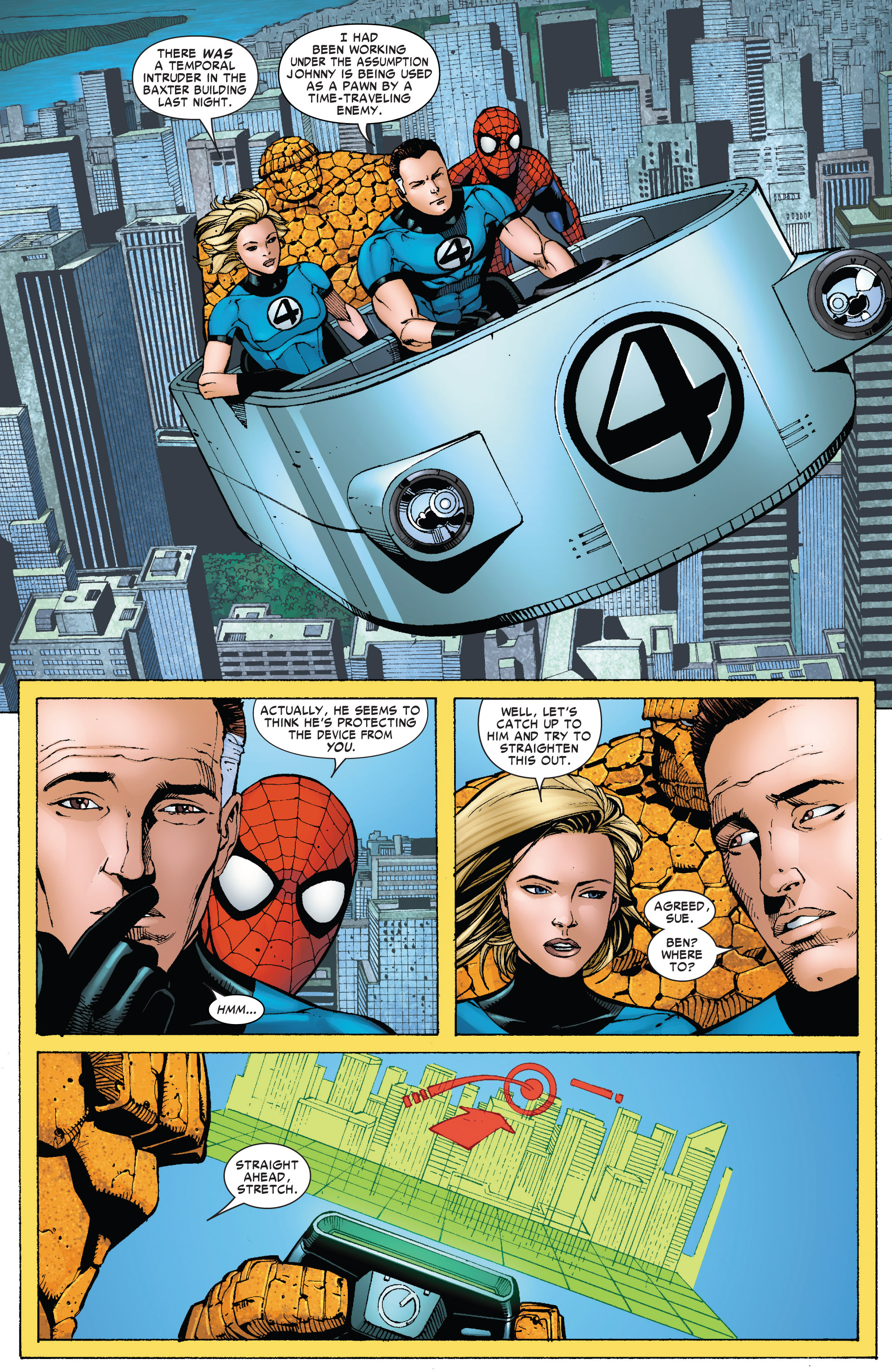 The Amazing Spider-Man (1963) chap 5 pic 13