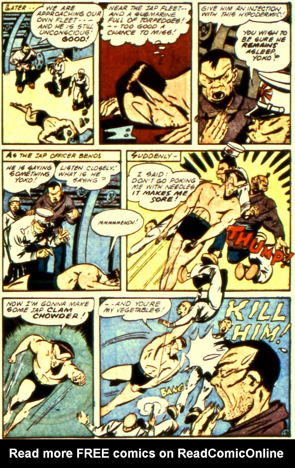 Sub-Mariner Comics Issue #11 #11 - English 15