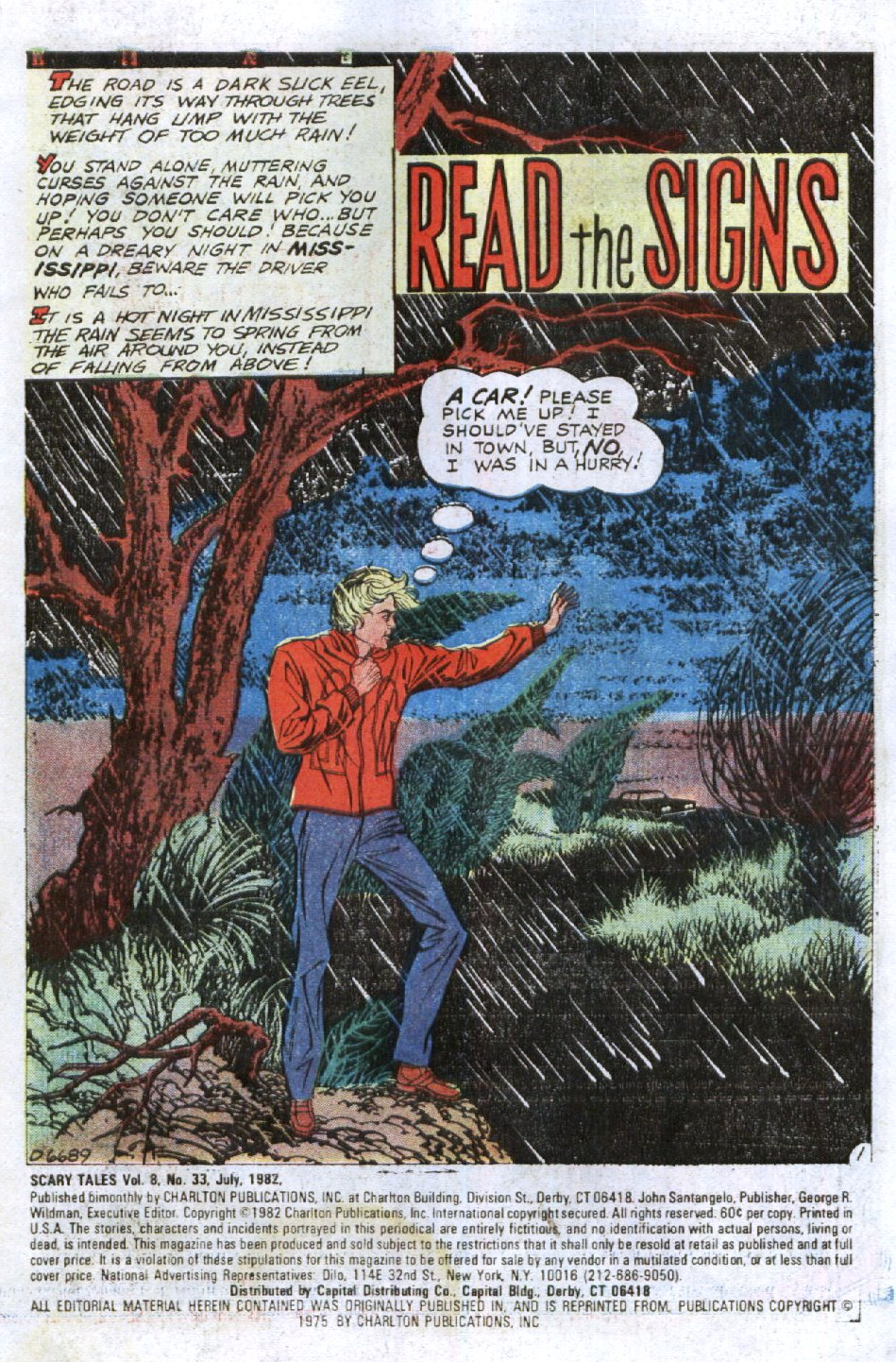 Read online Scary Tales comic -  Issue #33 - 3