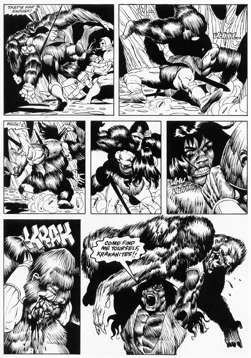 The Savage Sword Of Conan Issue #157 #158 - English 38