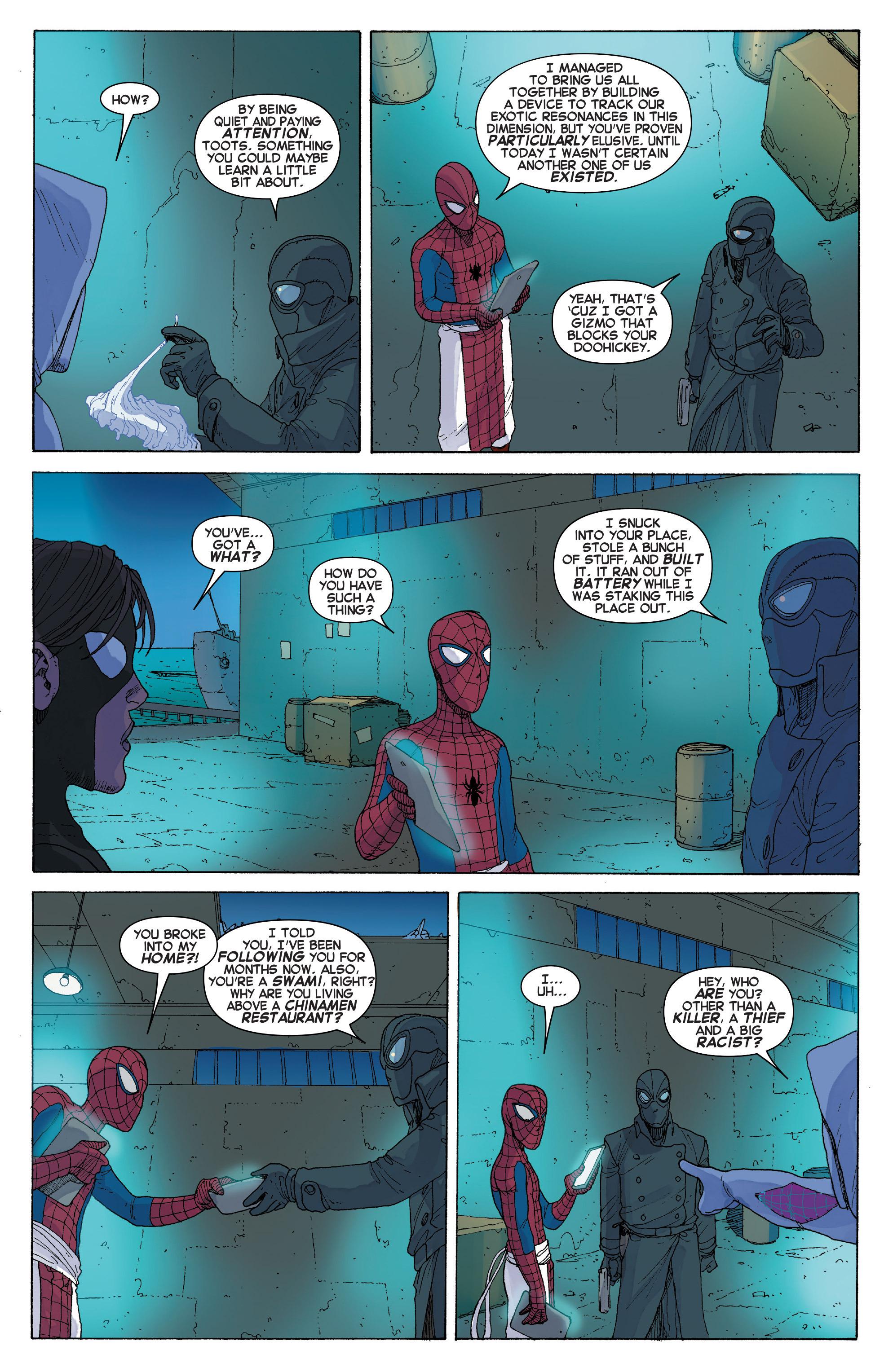 Read online Spider-Verse [II] comic -  Issue #2 - 19