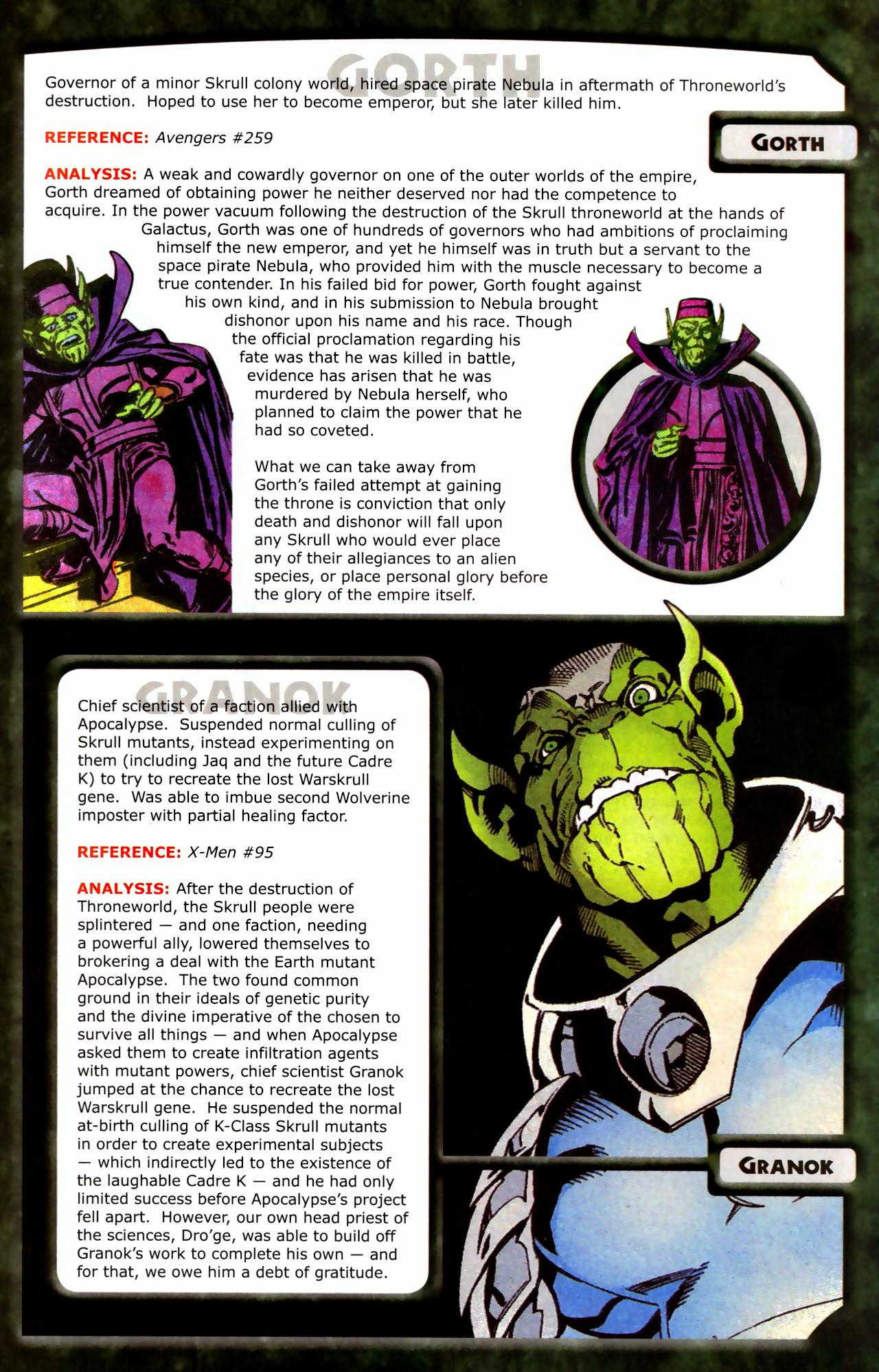 Read online Skrulls! comic -  Issue # Full - 17
