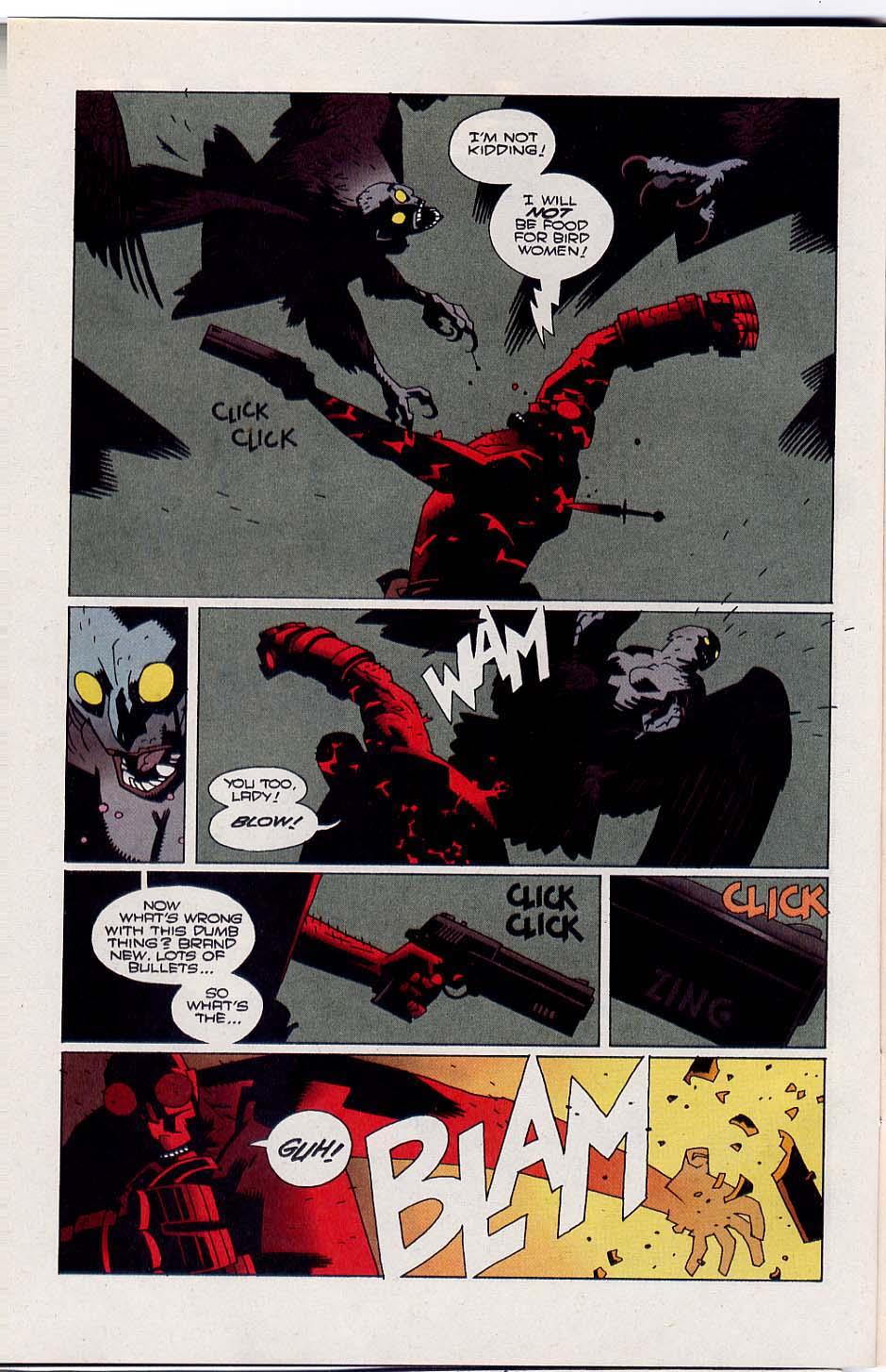 Hellboy: Wake the Devil Issue #3 #3 - English 4